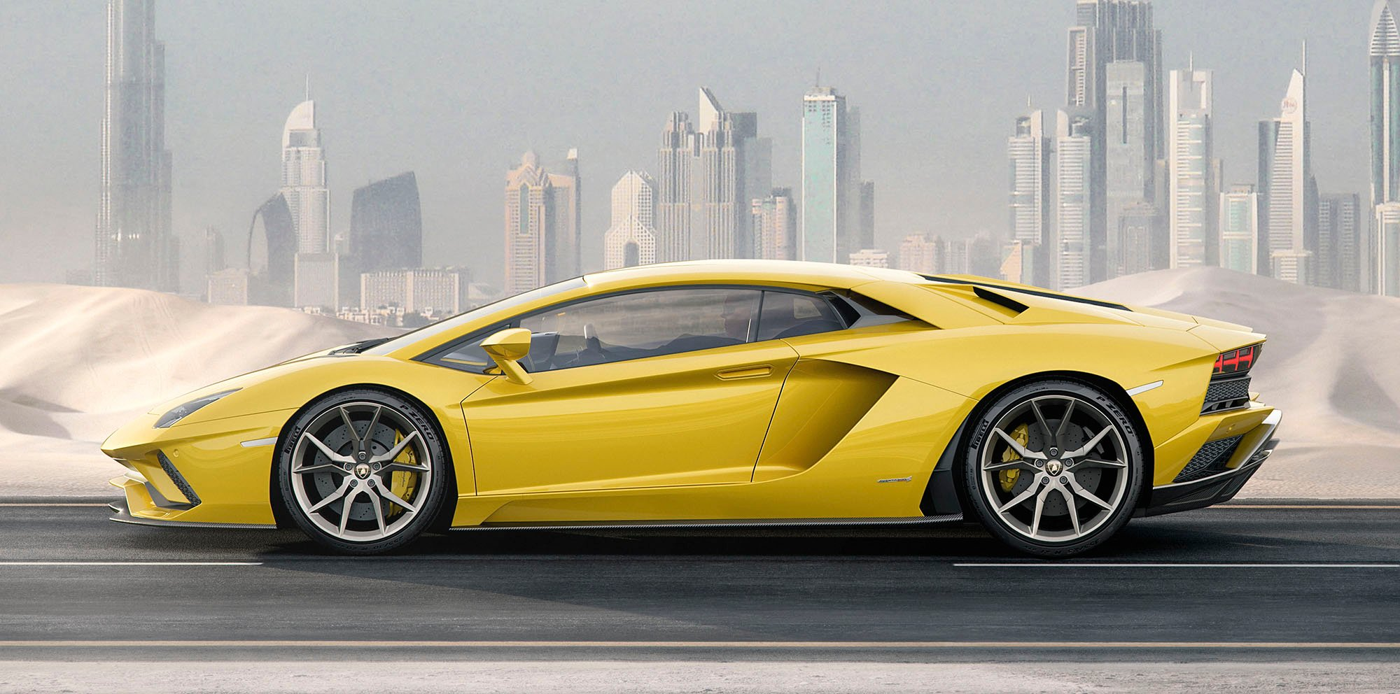 2017 Lamborghini Aventador S Revealed Australian Pricing Confirmed Facelifted Hero Gets More