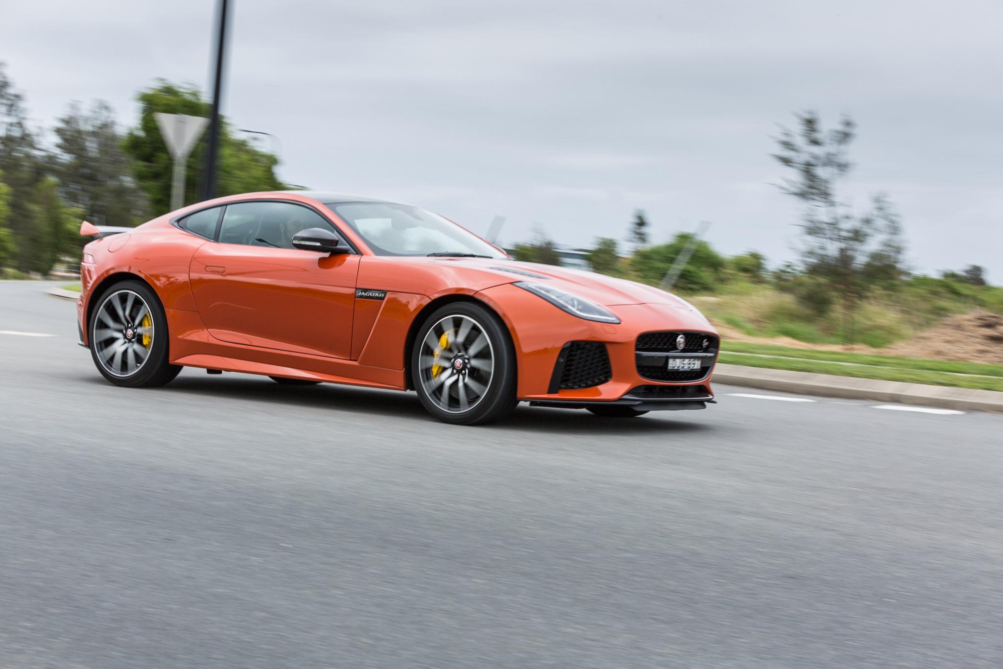 2017 Jaguar F-Type SVR review | CarAdvice