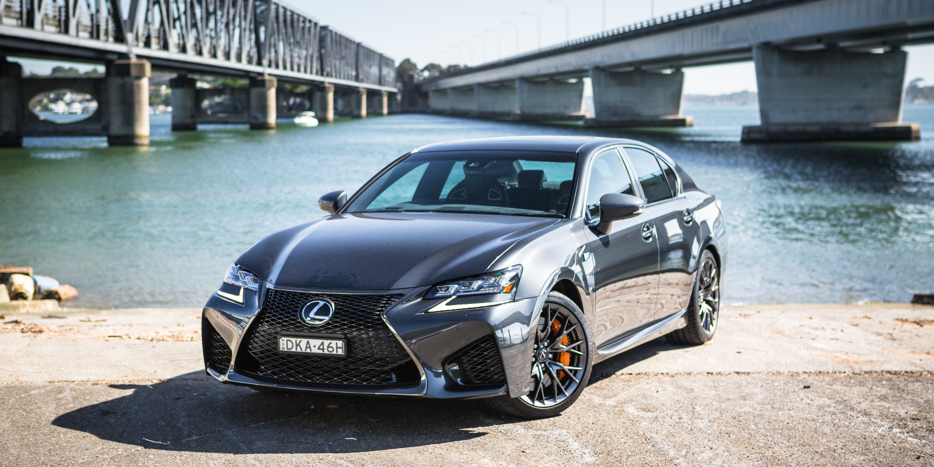 2017 lexus gs f review caradvice. Black Bedroom Furniture Sets. Home Design Ideas