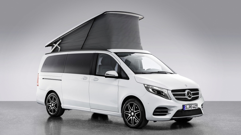 Mercedes benz marco polo horizon revealed photos for Mercedes benz yacht cost