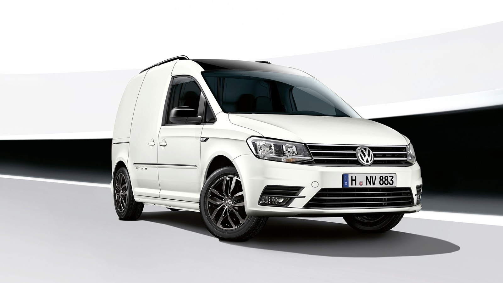 2017 Volkswagen Caddy Edition 35 unveiled - photos | CarAdvice