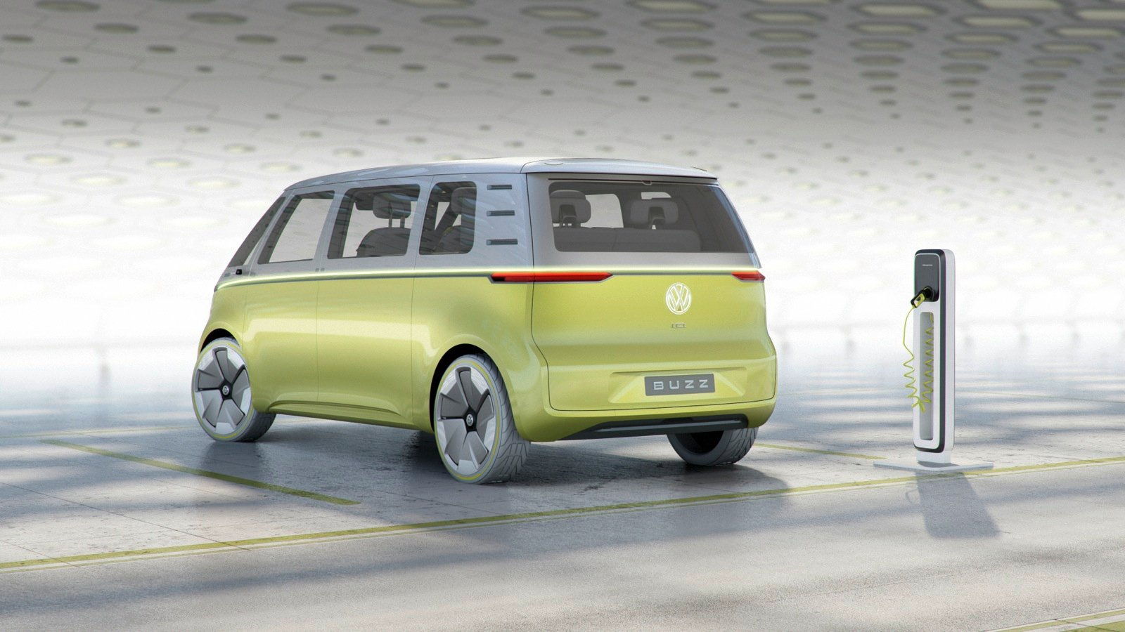 Subaru Older Models >> Volkswagen I.D. Buzz concept revealed - photos | CarAdvice