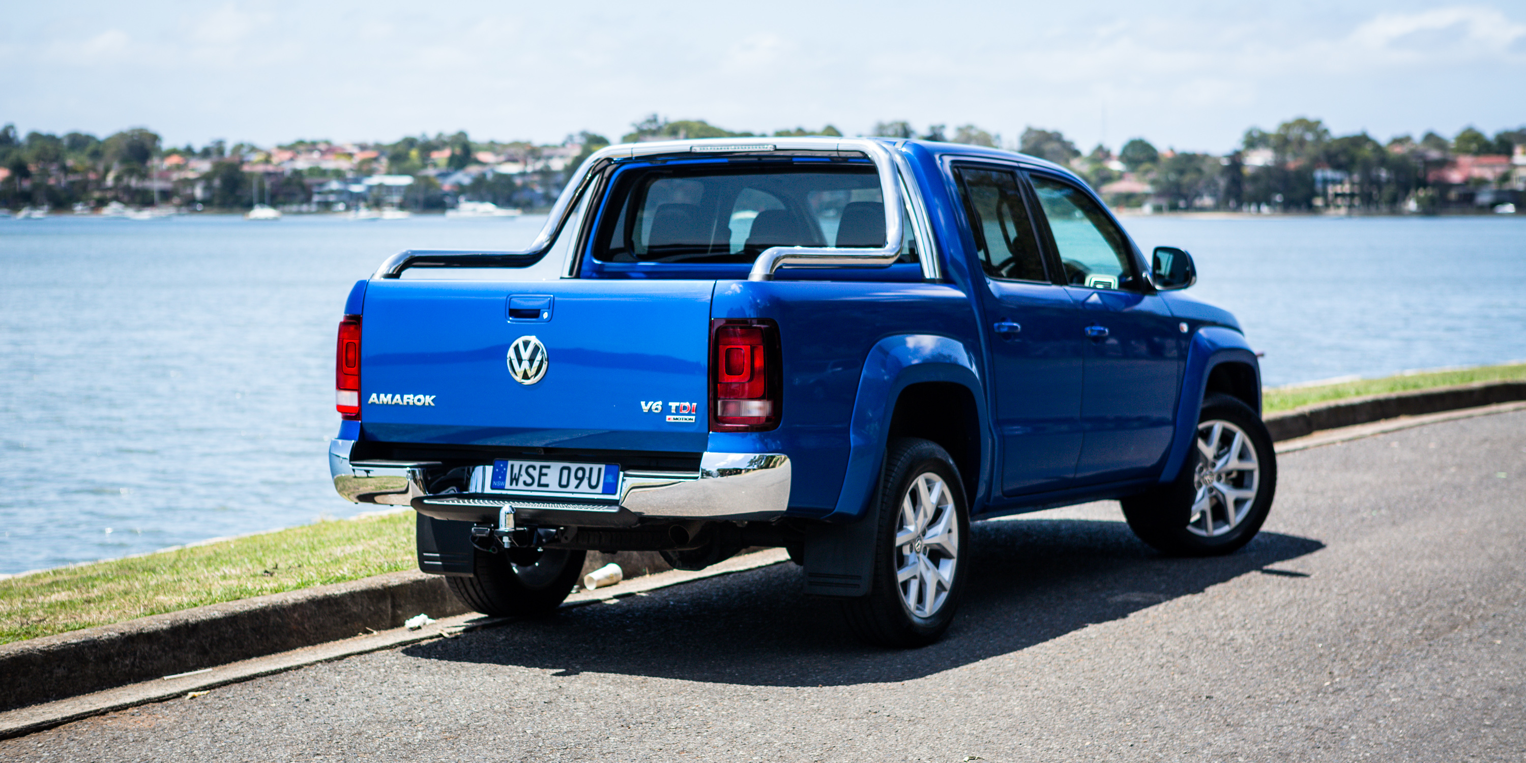 2017 Volkswagen Amarok V6 Ultimate review - photos | CarAdvice
