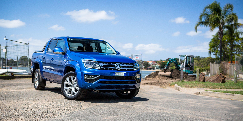 2017 Volkswagen Amarok V6 Ultimate Review Caradvice