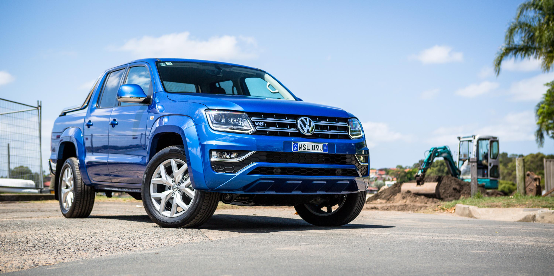 2017 Volkswagen Amarok V6 Ultimate review - photos | CarAdvice