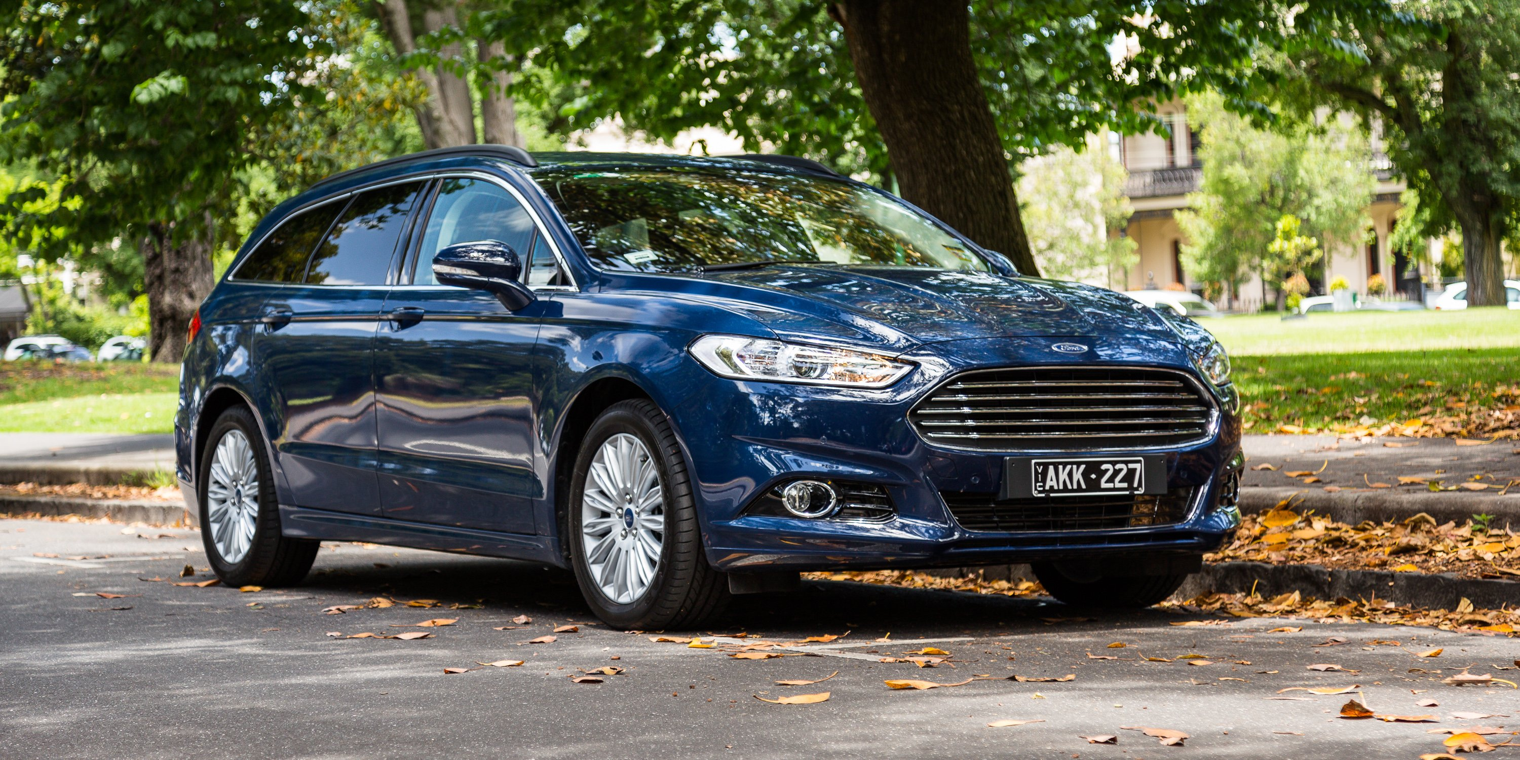 2017 Ford Mondeo Trend wagon review - photos | CarAdvice