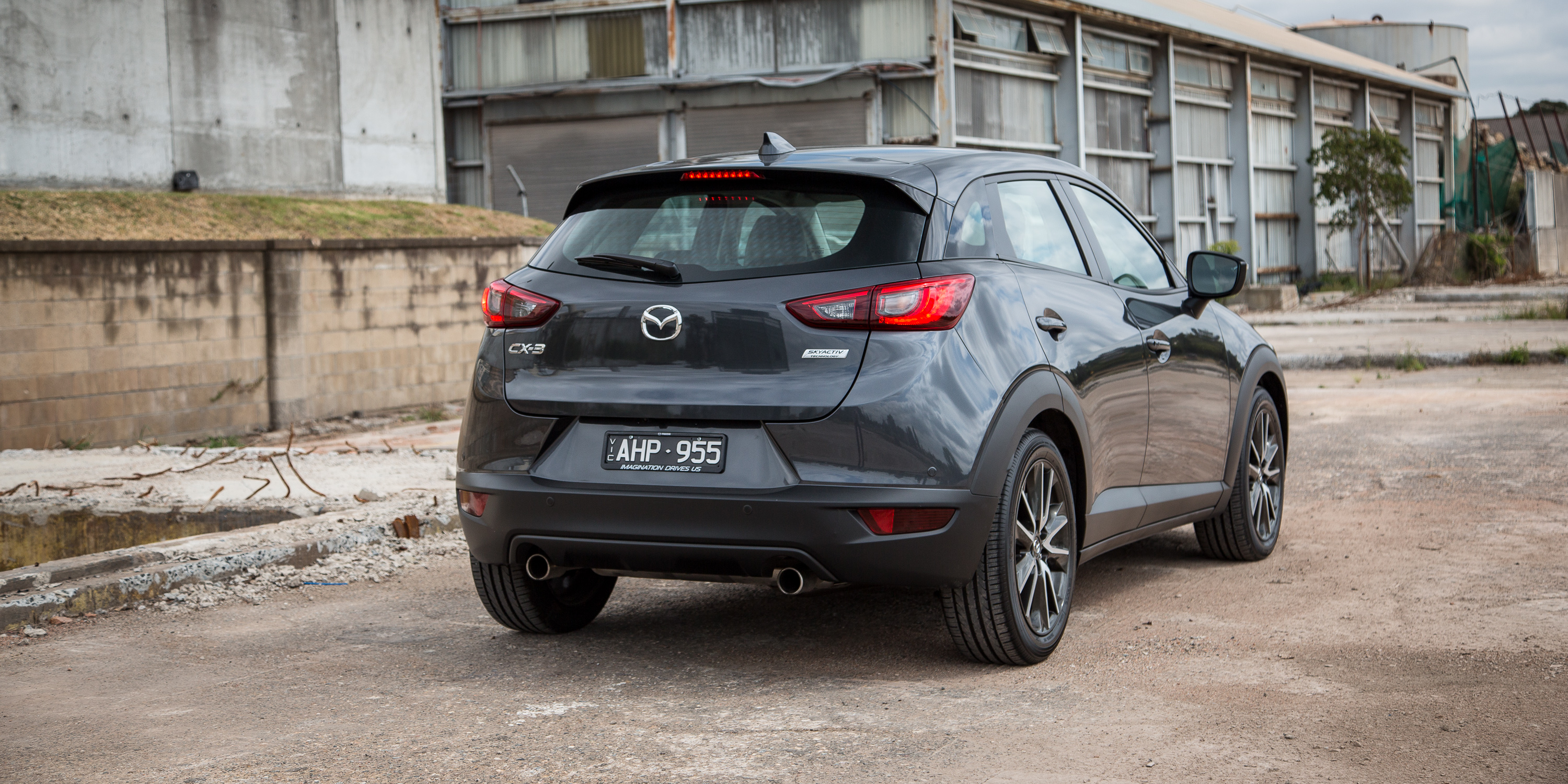 2017 Mazda Cx 3 2wd Stouring Review Caradvice
