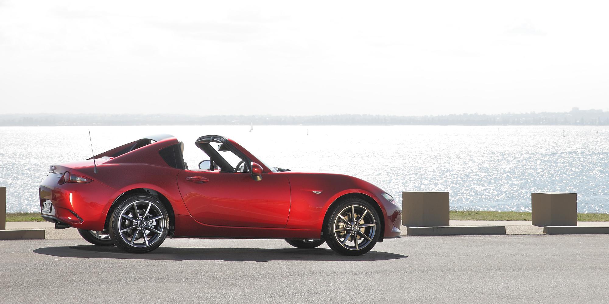 Mx 5 Rf Price >> 2017 Mazda MX-5 RF review | CarAdvice