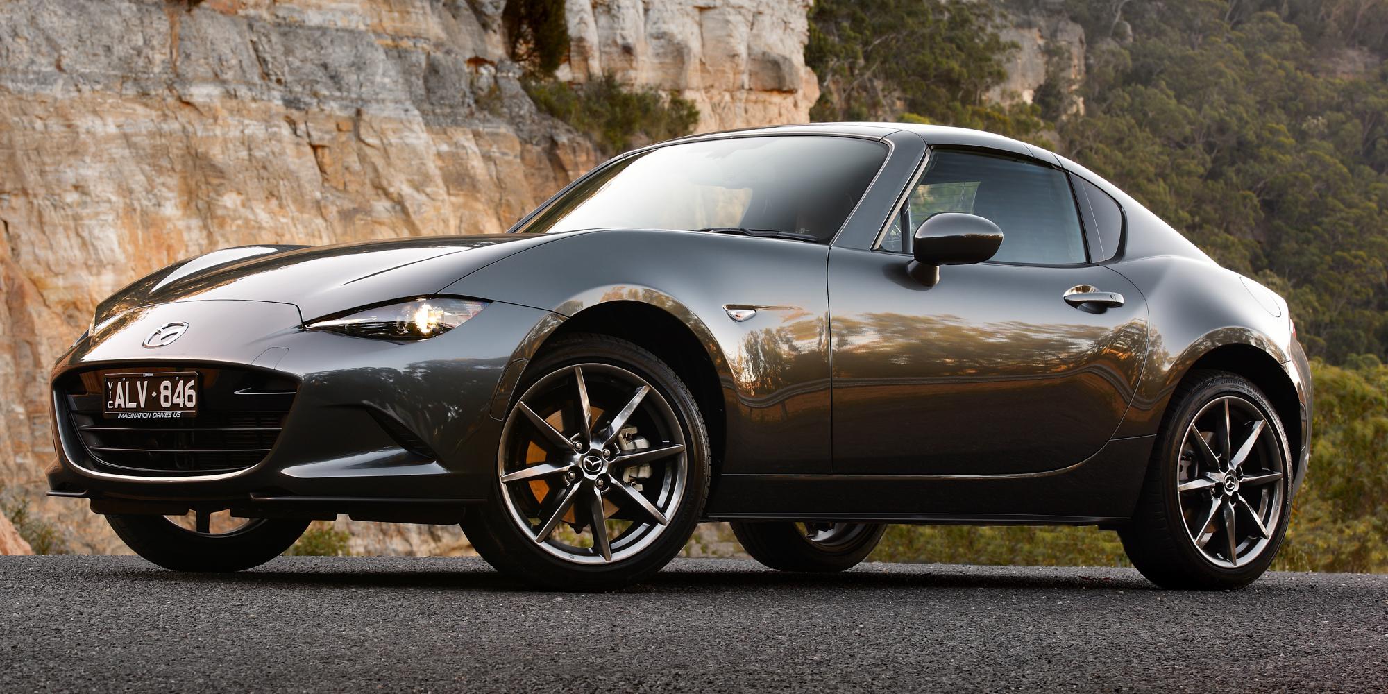 2017 Mazda MX-5 RF review | CarAdvice