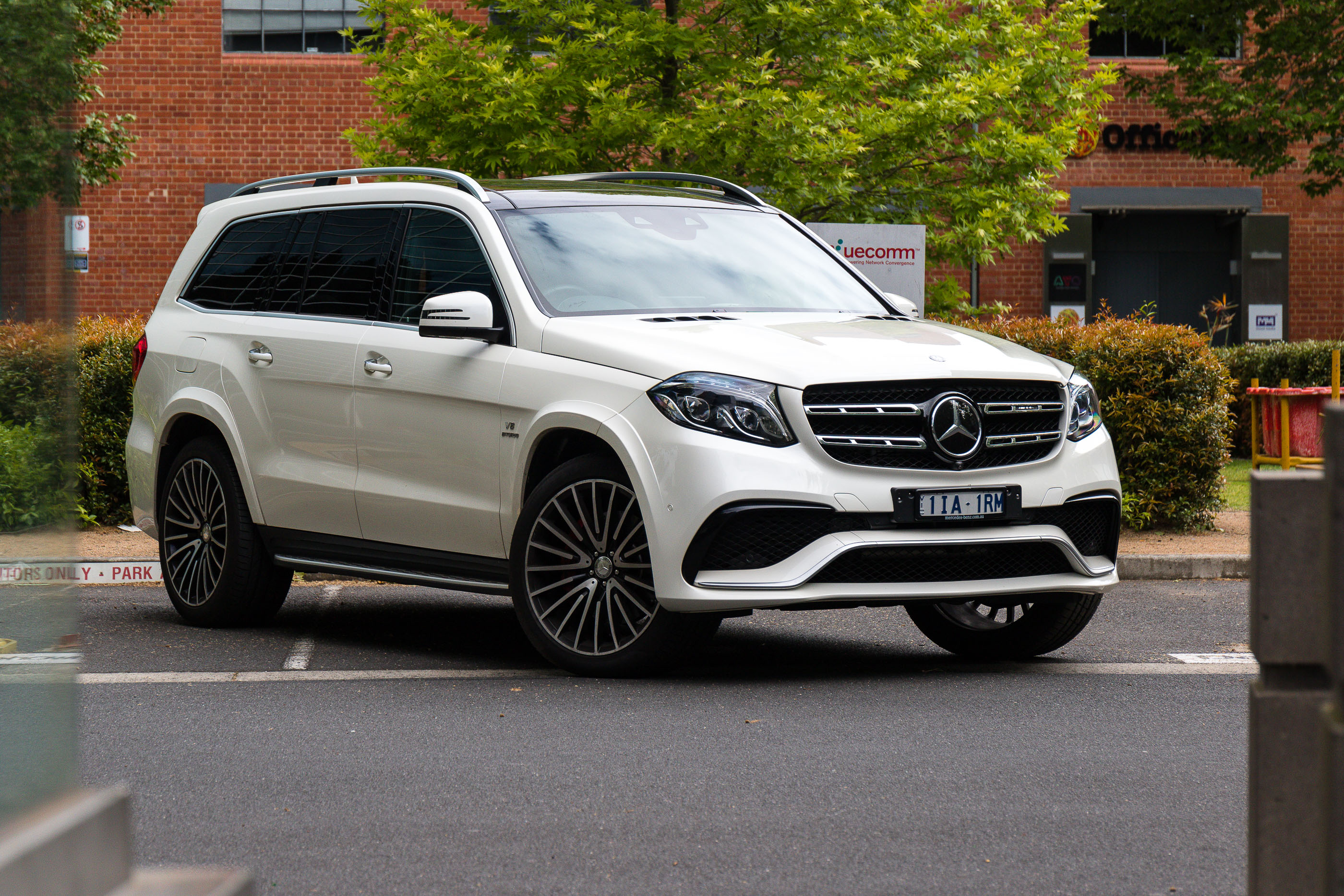 2017 Mercedes-AMG GLS63 review | CarAdvice