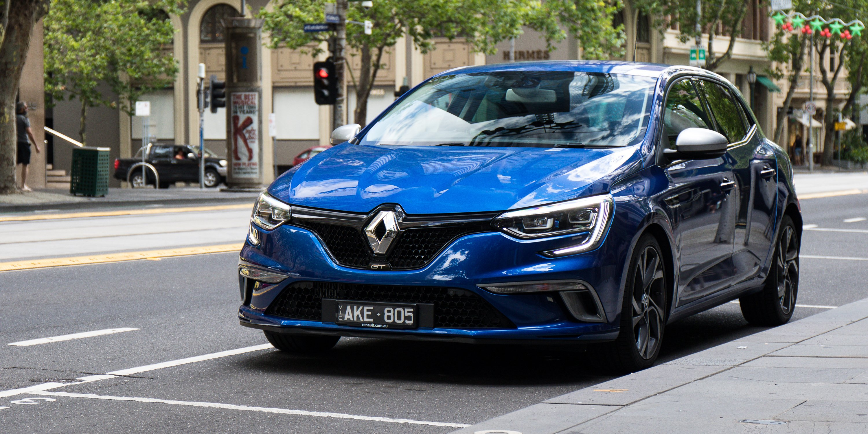 2017 Renault Megane GT review - photos | CarAdvice