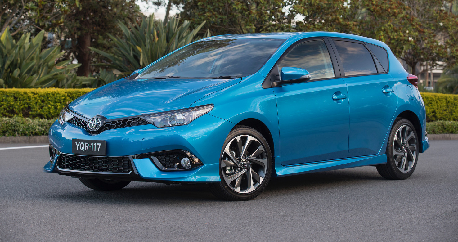 2017 Toyota Corolla Hatch Pricing And Specs Safety
