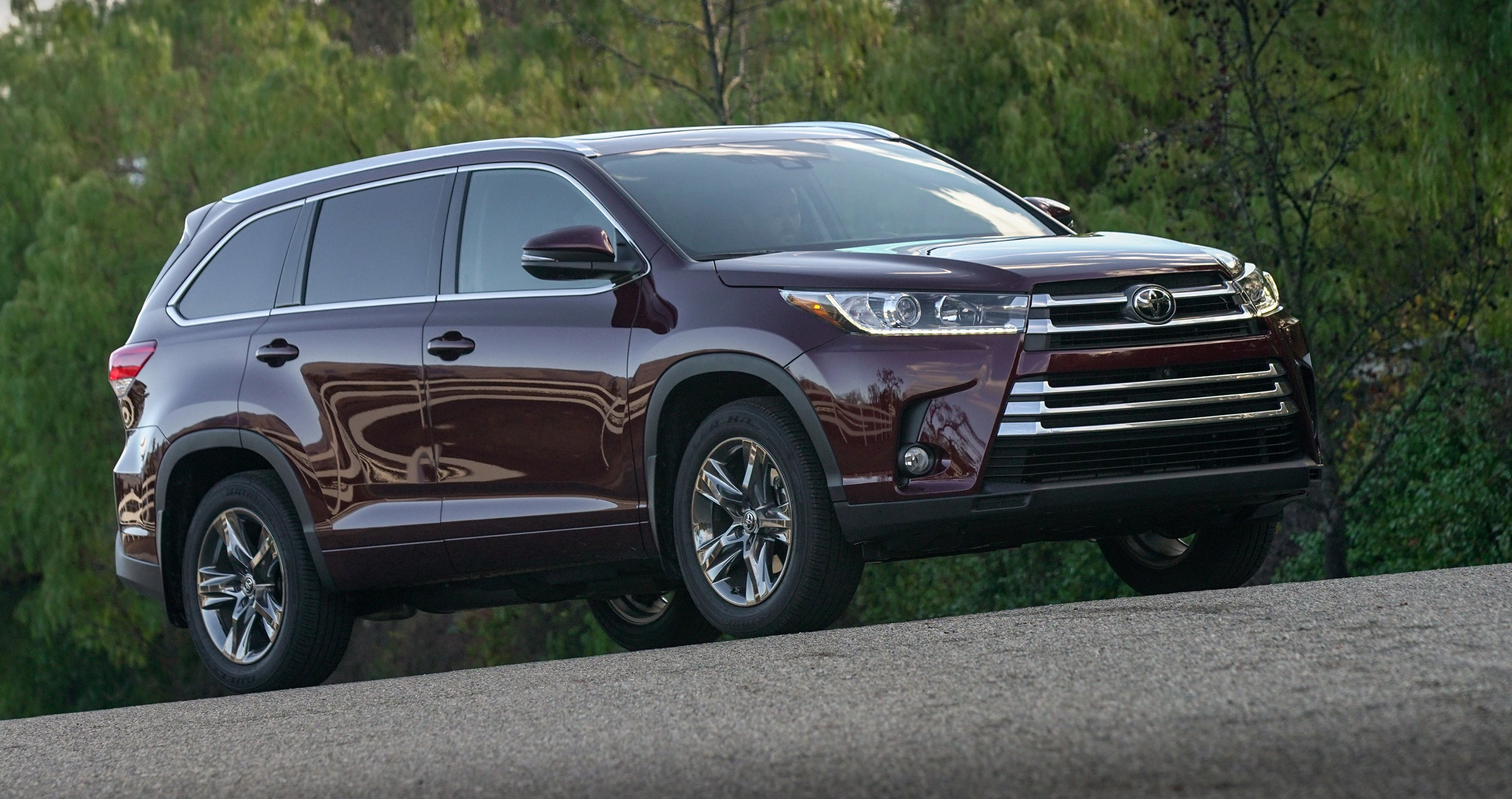 2017 Toyota Kluger review | CarAdvice