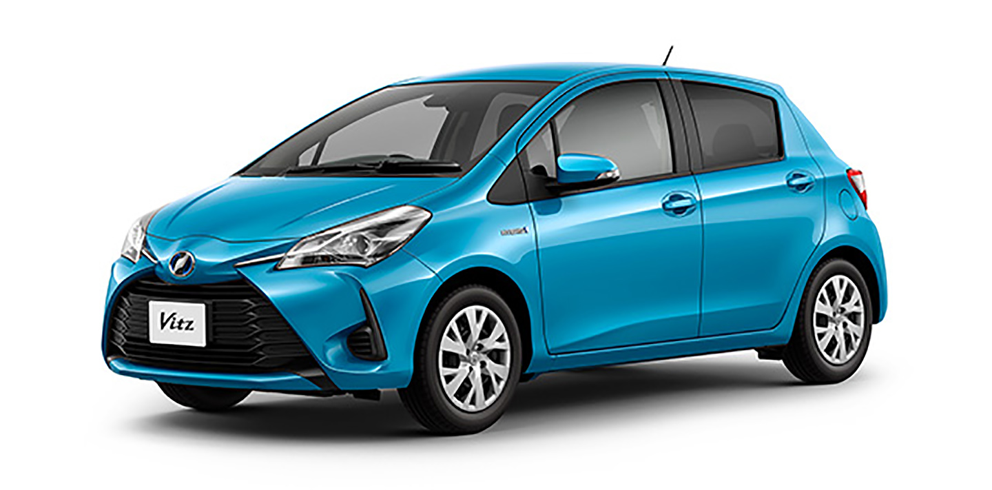 2017 Toyota Yaris Facelift Revealed Alongside Wrc Inspired