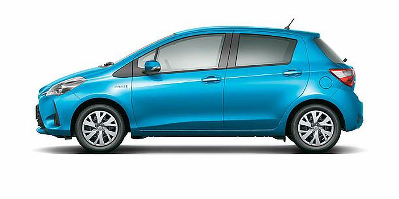 2017 Toyota Yaris Facelift Revealed Alongside Wrc Inspired