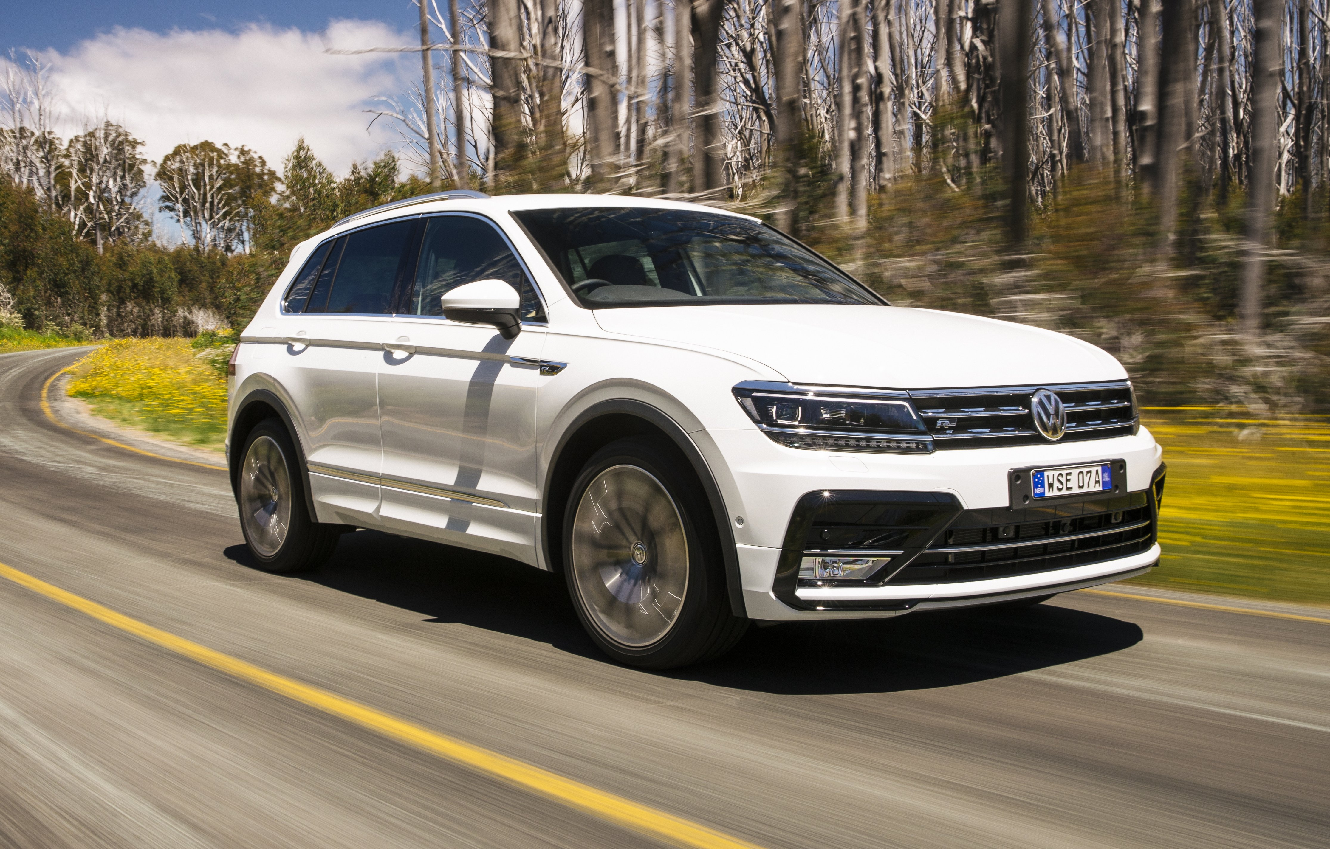 2017 volkswagen tiguan 162tsi highline review caradvice. Black Bedroom Furniture Sets. Home Design Ideas