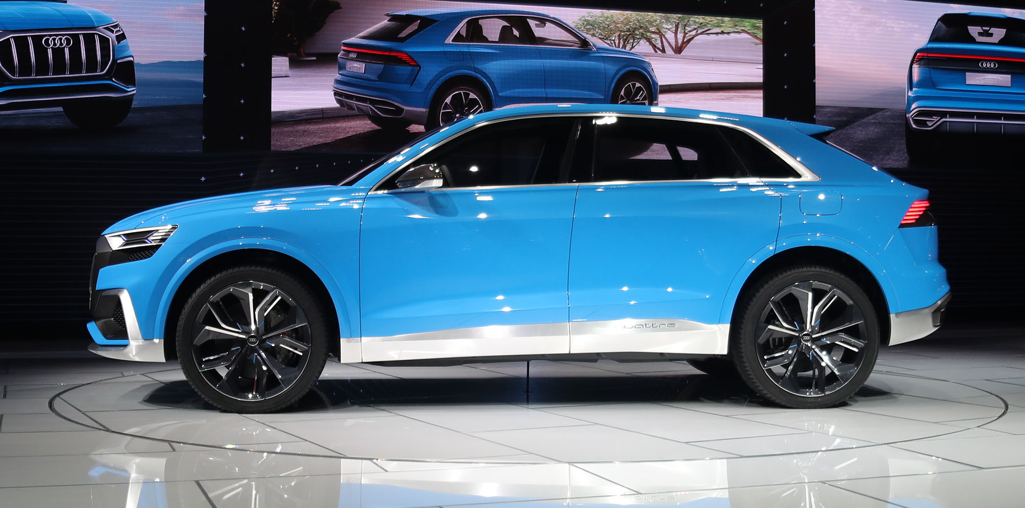 Audi Q8 Concept Revealed Photos Caradvice