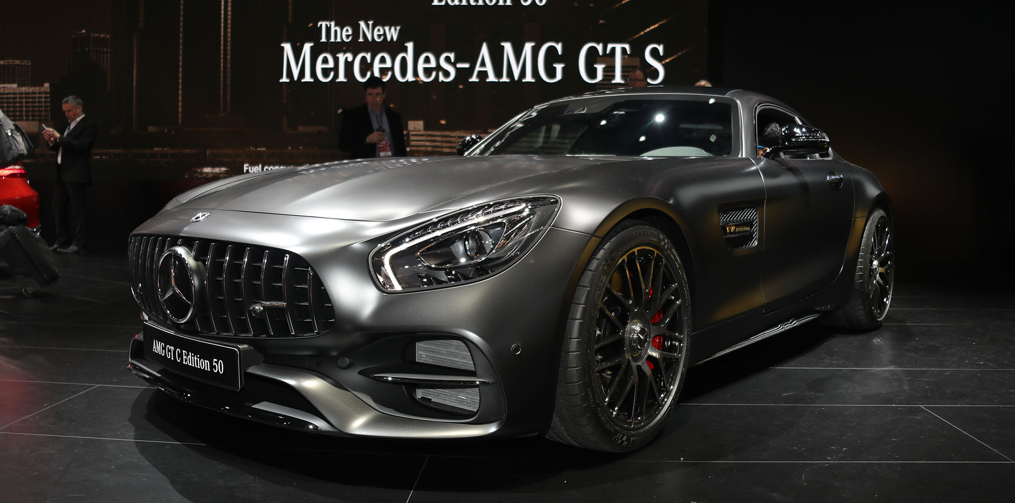 2017 mercedes amg gt range updated gt c coupe added. Black Bedroom Furniture Sets. Home Design Ideas