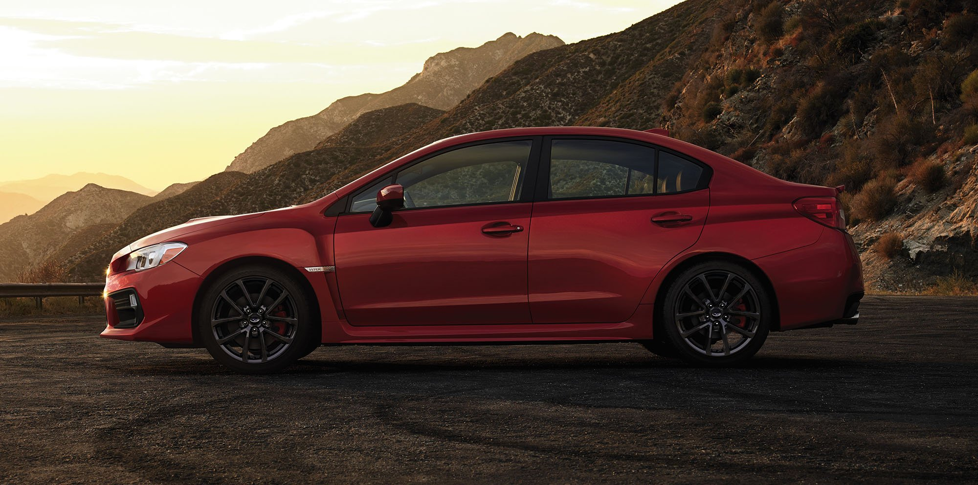 2017 Subaru WRX update revealed in the USA - photos ...