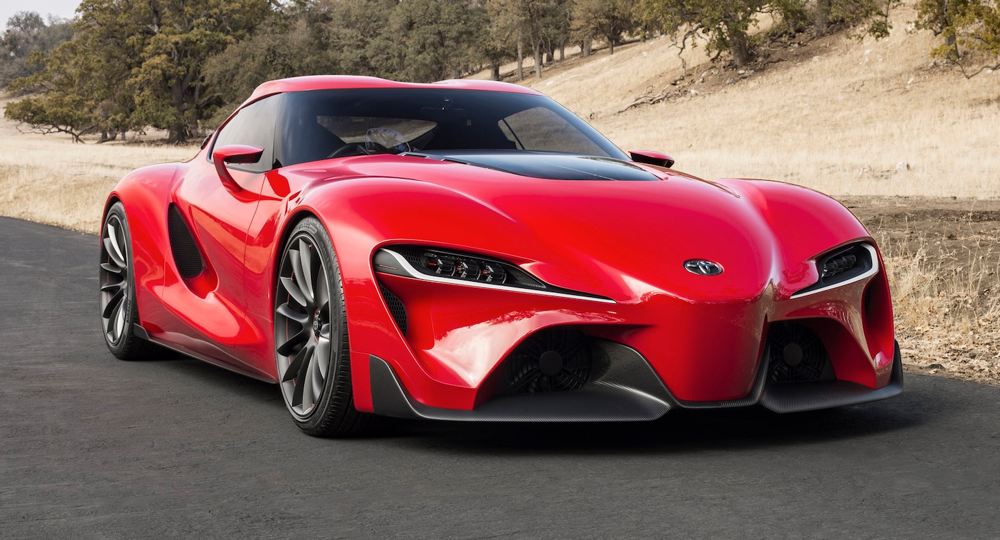 New Toyota Supra Rendered Photos Caradvice