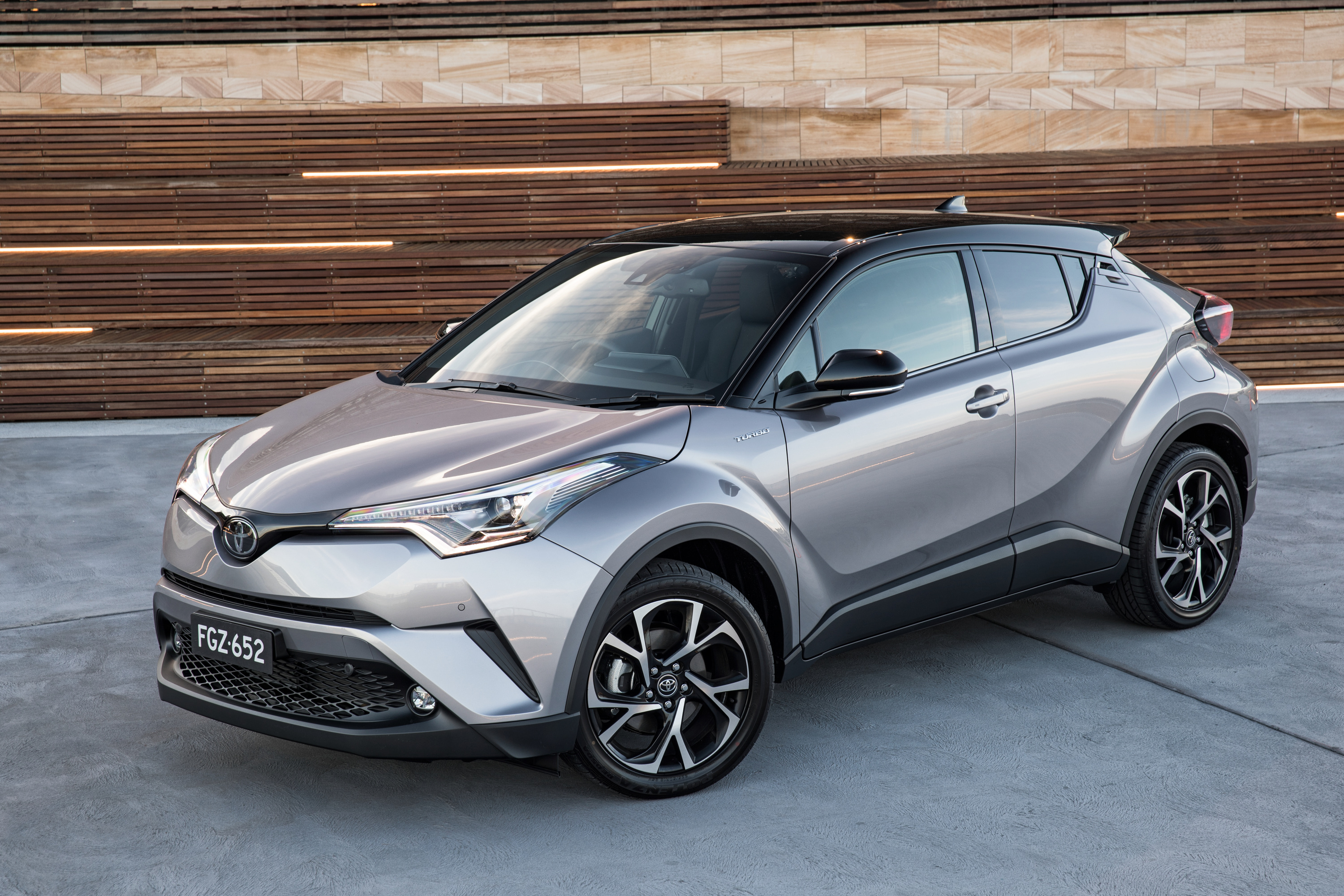 2017 Toyota C Hr Pricing And Specs Photos Caradvice