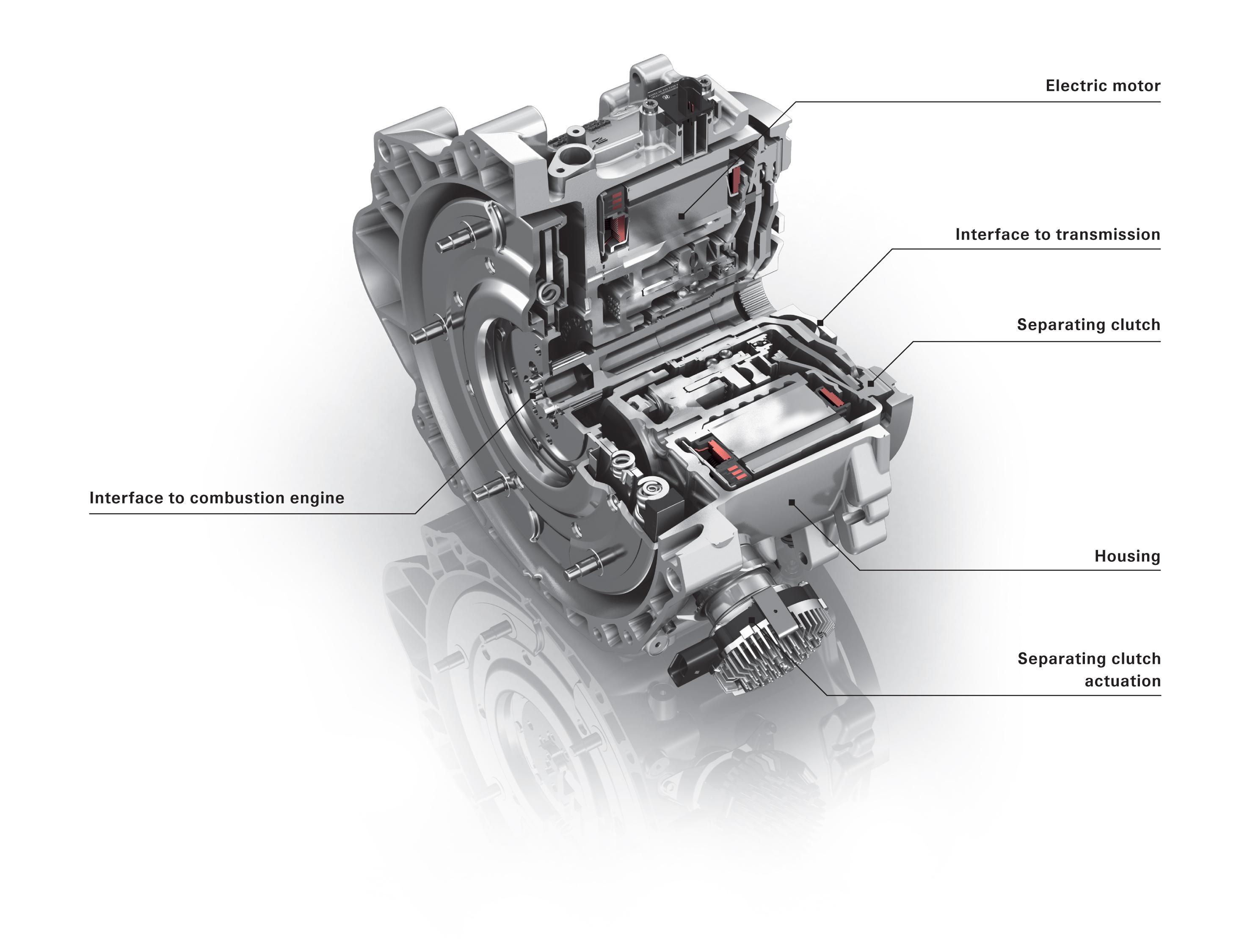 Meet Zf And Porsche U0026 39 S New Eight-speed Dct
