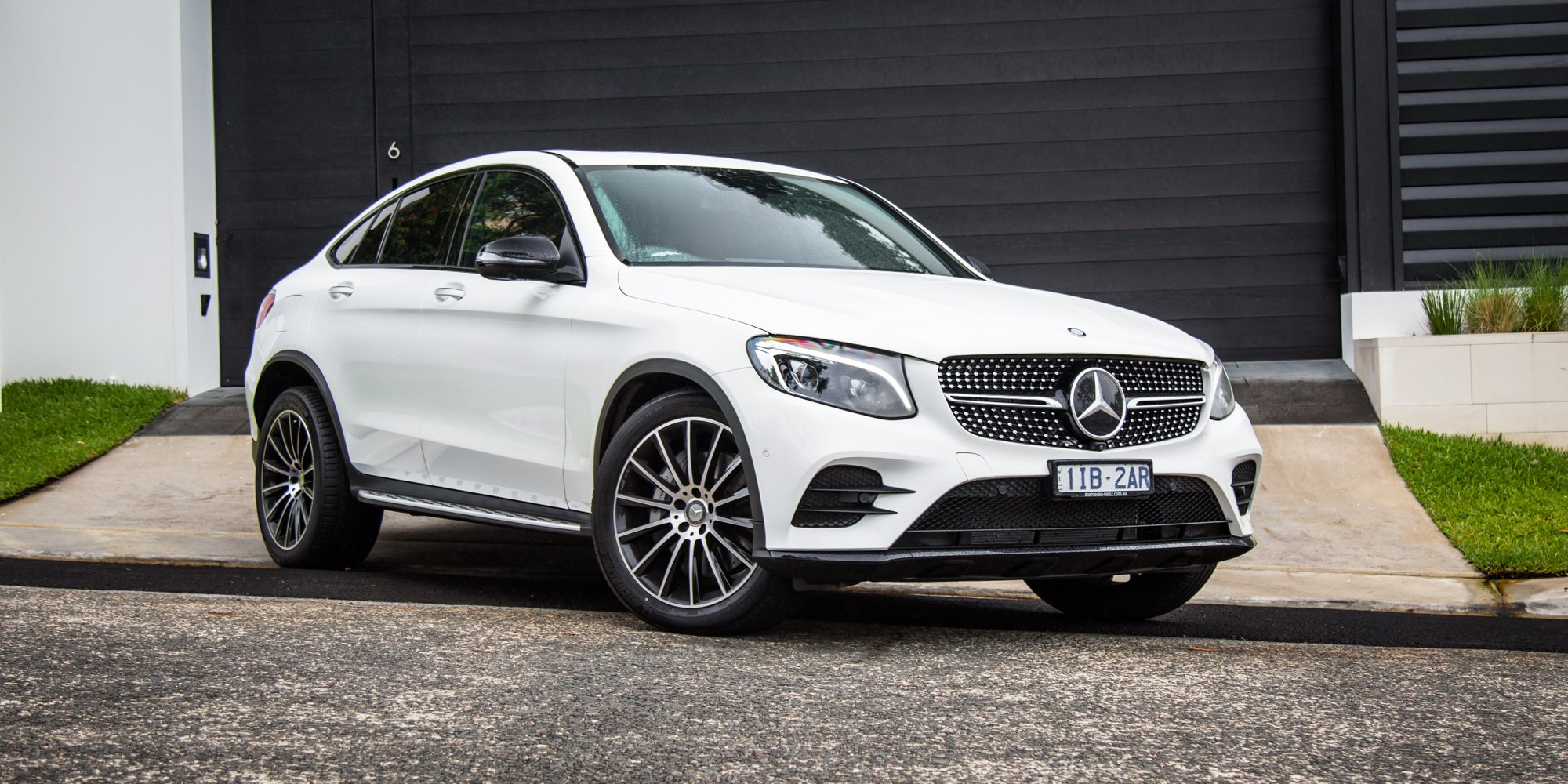 2017 mercedes benz glc250 coupe review photos caradvice for Mercedes benz mercedes benz mercedes benz