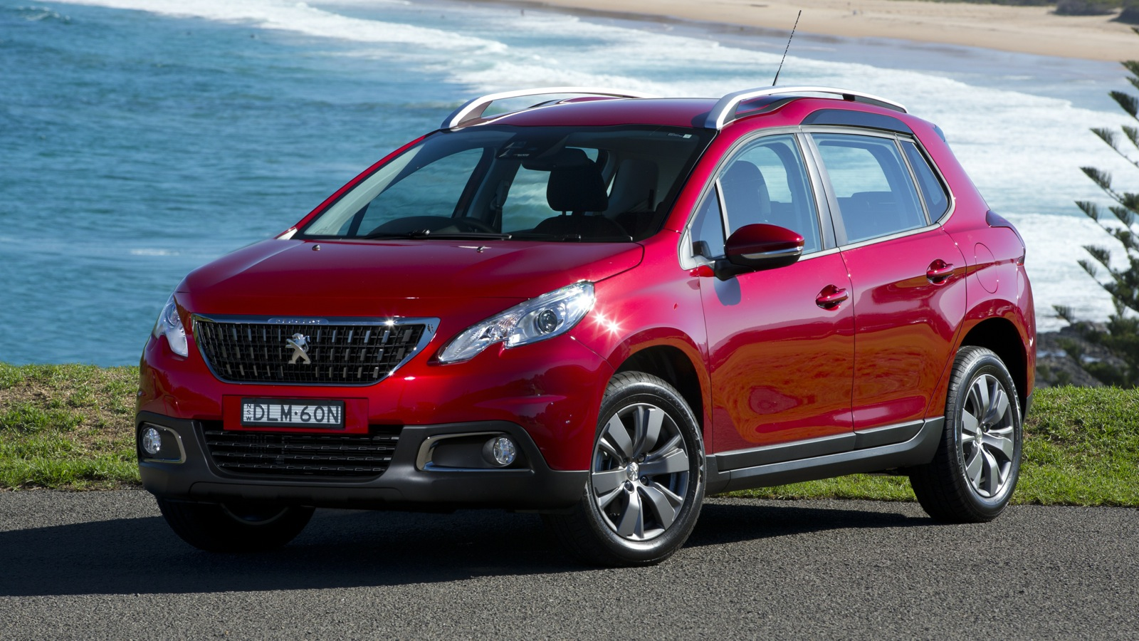 2017 peugeot 2008 pricing and specs photos caradvice. Black Bedroom Furniture Sets. Home Design Ideas