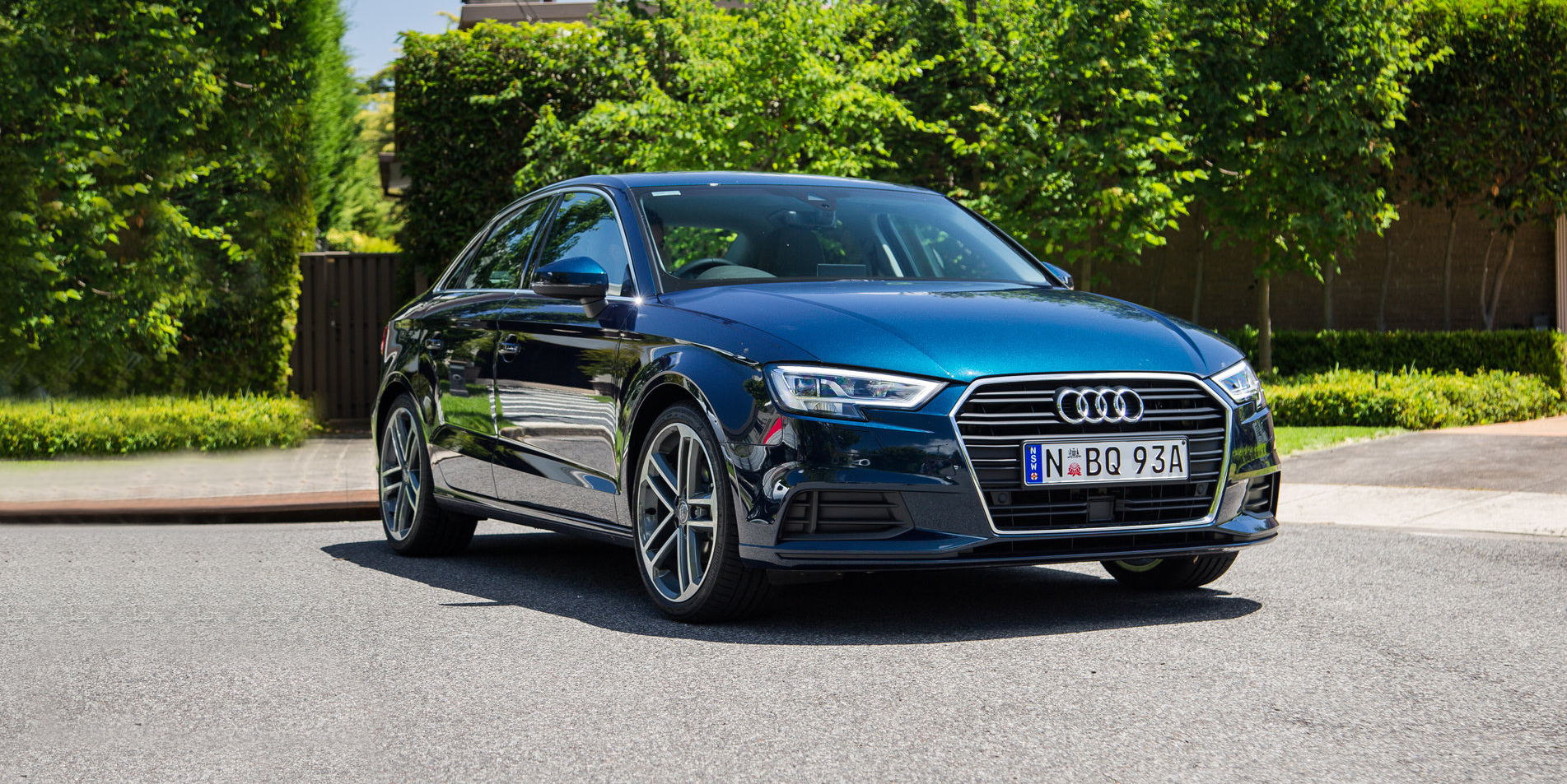 2017 Audi A3 Cod Review Photos Caradvice
