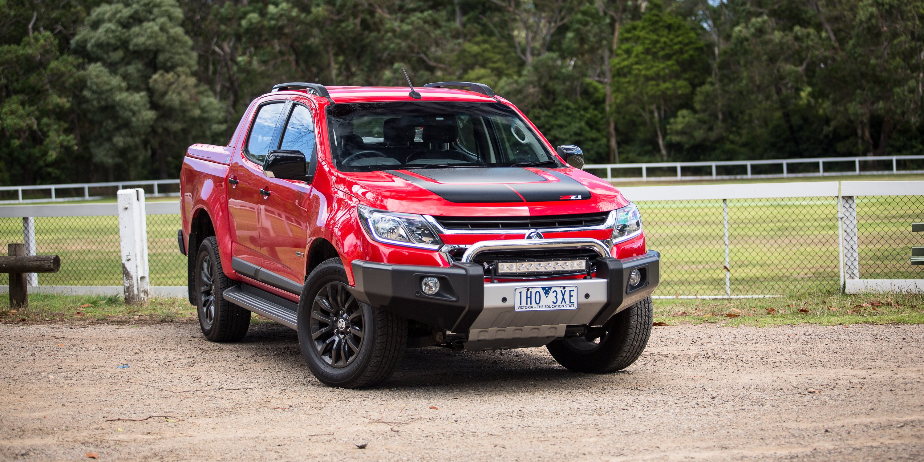 2017 Holden Colorado Z71 review: Long-term report one - Photos