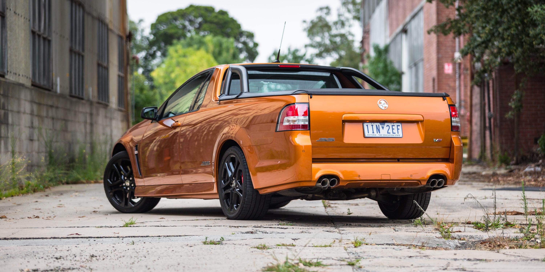 2017 Holden Ute Ss V Redline Review Photos Caradvice