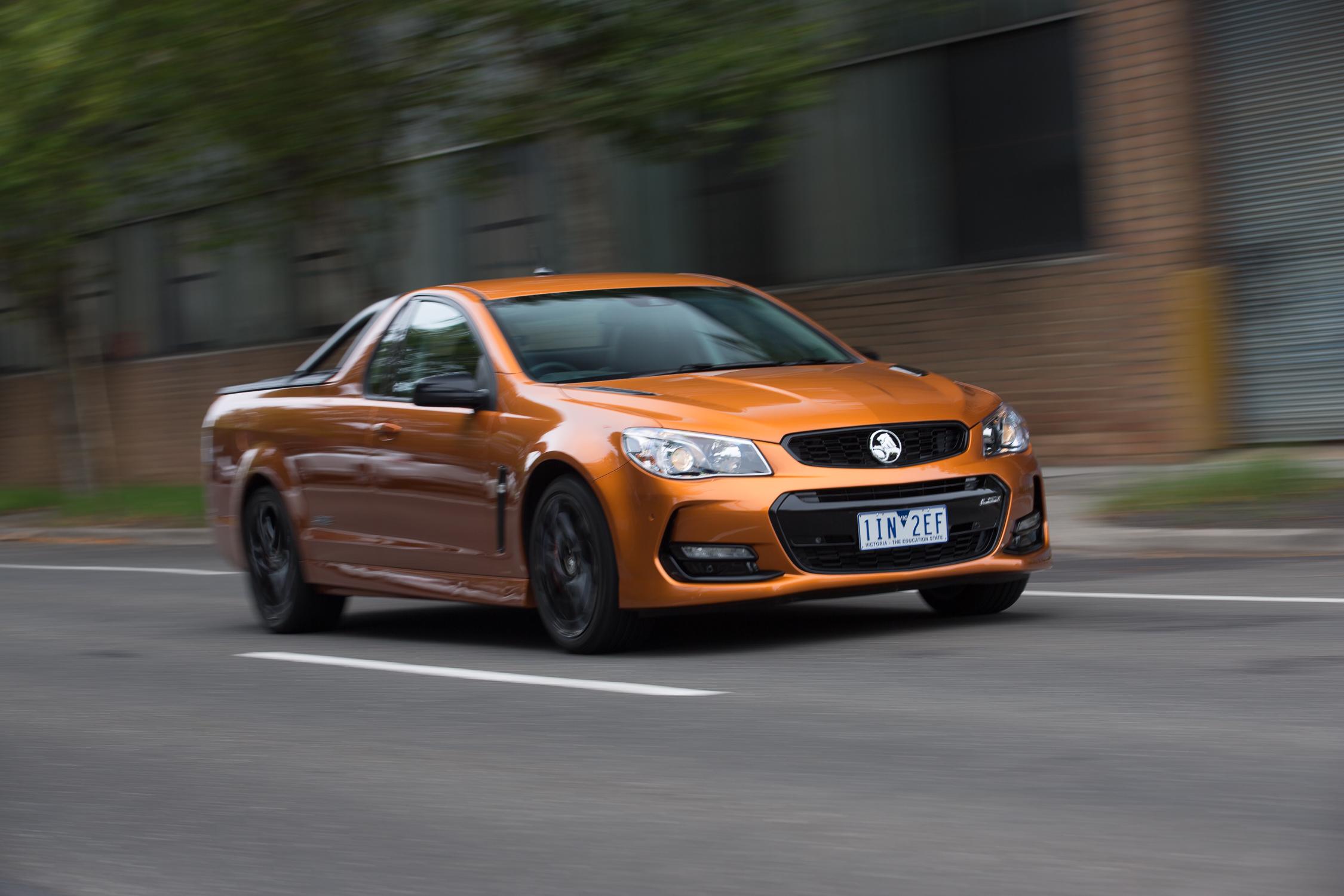 Holden Ssv Redline Review 2016 Holden Commodore Ss V