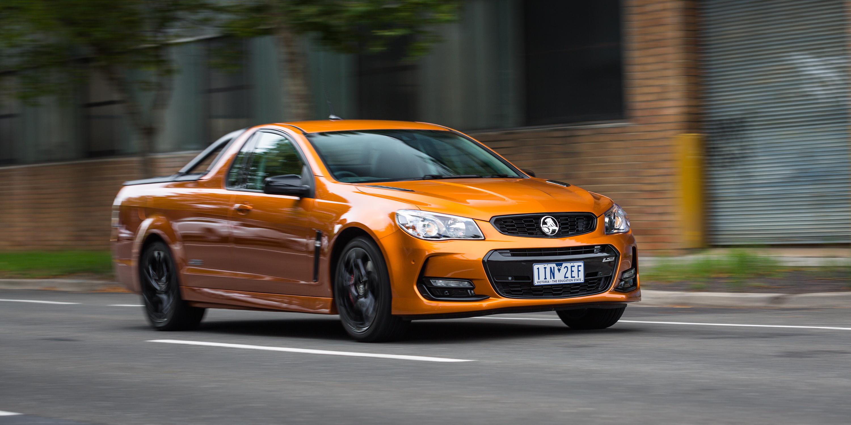 2017 Holden Ute SS V Redline review   CarAdvice