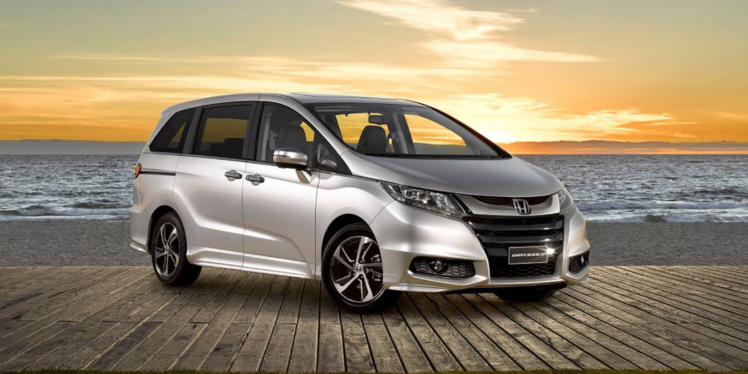 2017 honda jazz odyssey pricing and specs photos. Black Bedroom Furniture Sets. Home Design Ideas