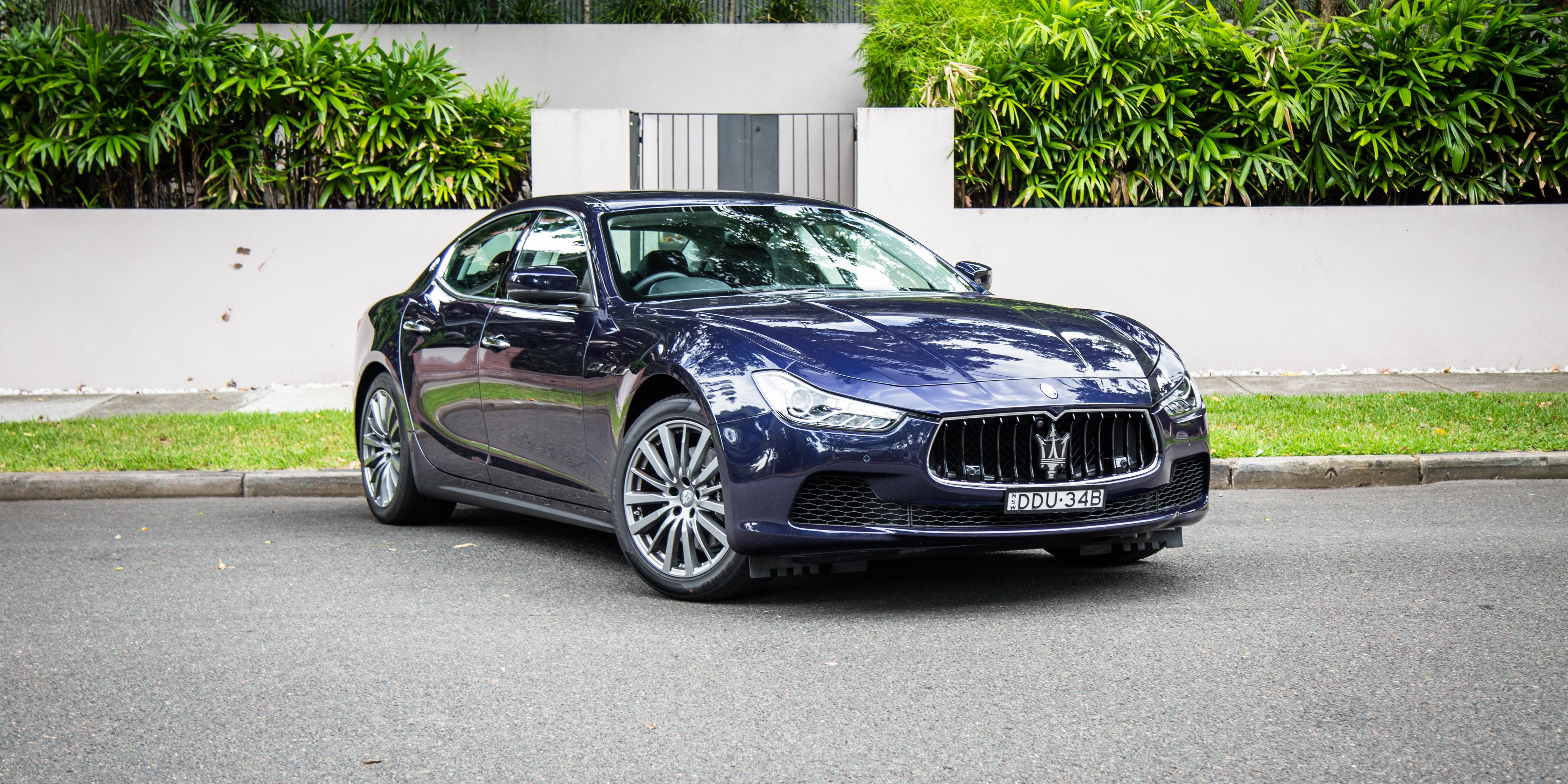 2017 Maserati Ghibli review | CarAdvice