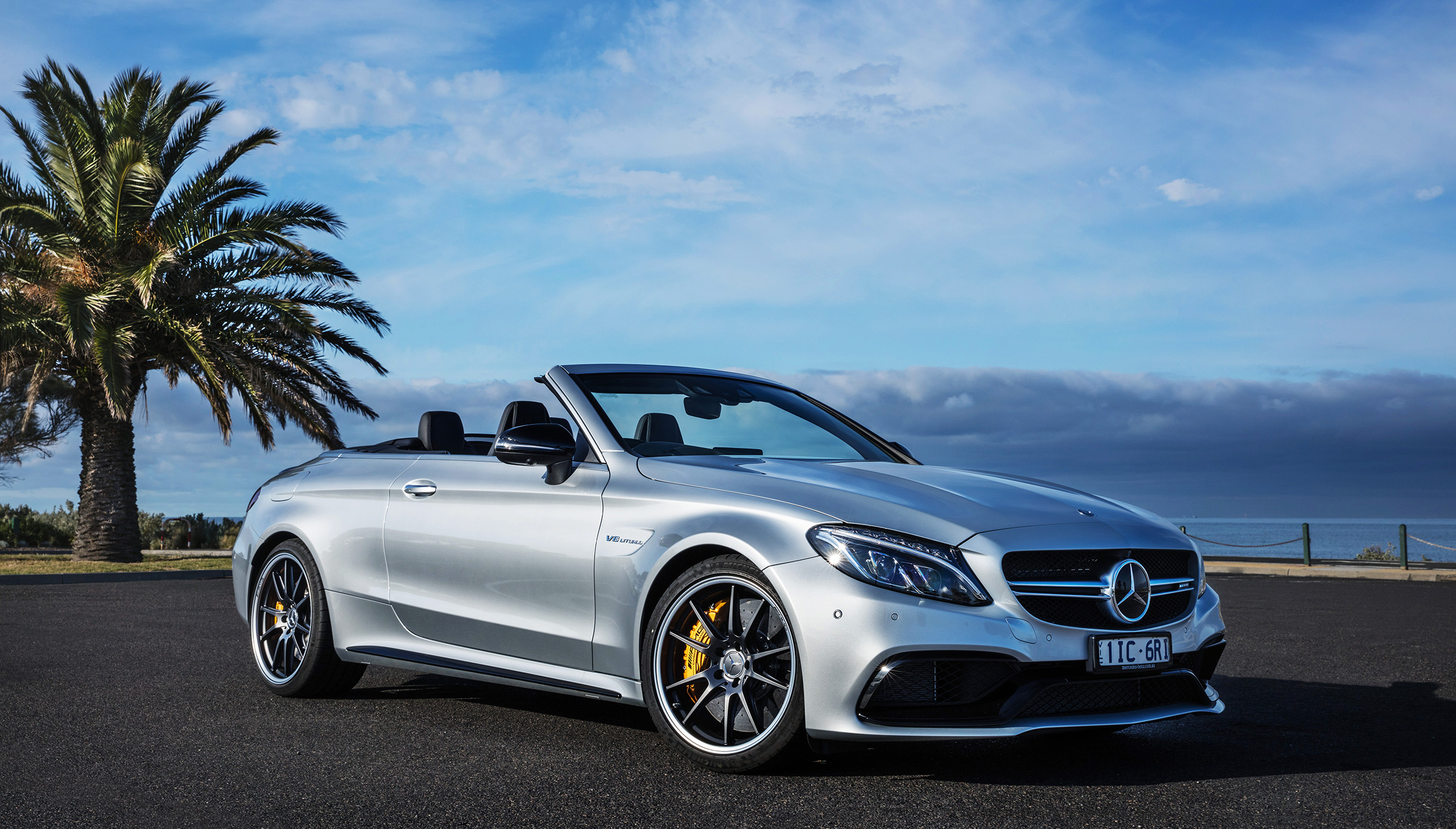 2017 mercedes amg c63 s cabriolet review caradvice. Black Bedroom Furniture Sets. Home Design Ideas