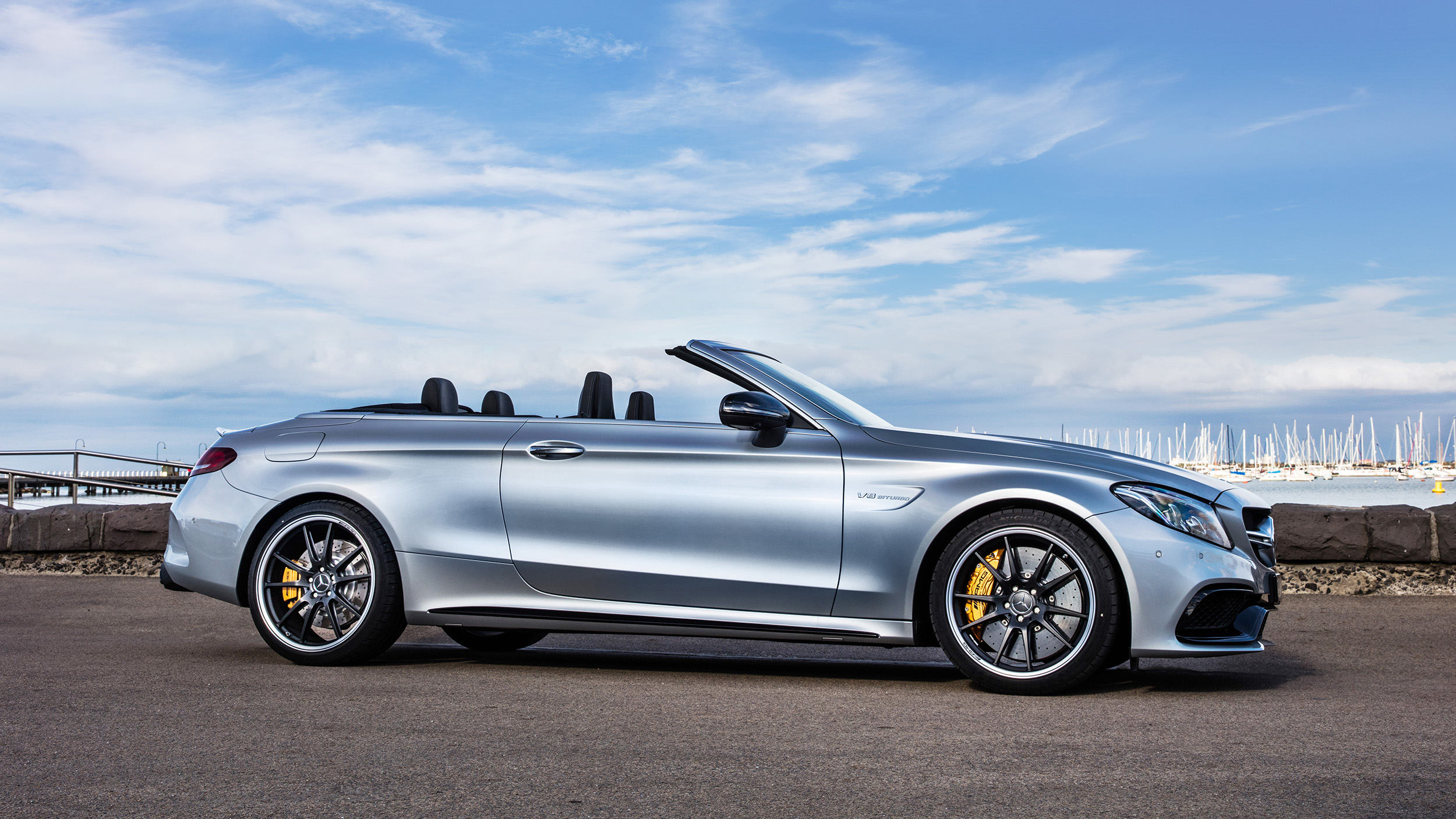 2017 mercedes amg c63 s cabriolet review photos caradvice. Black Bedroom Furniture Sets. Home Design Ideas