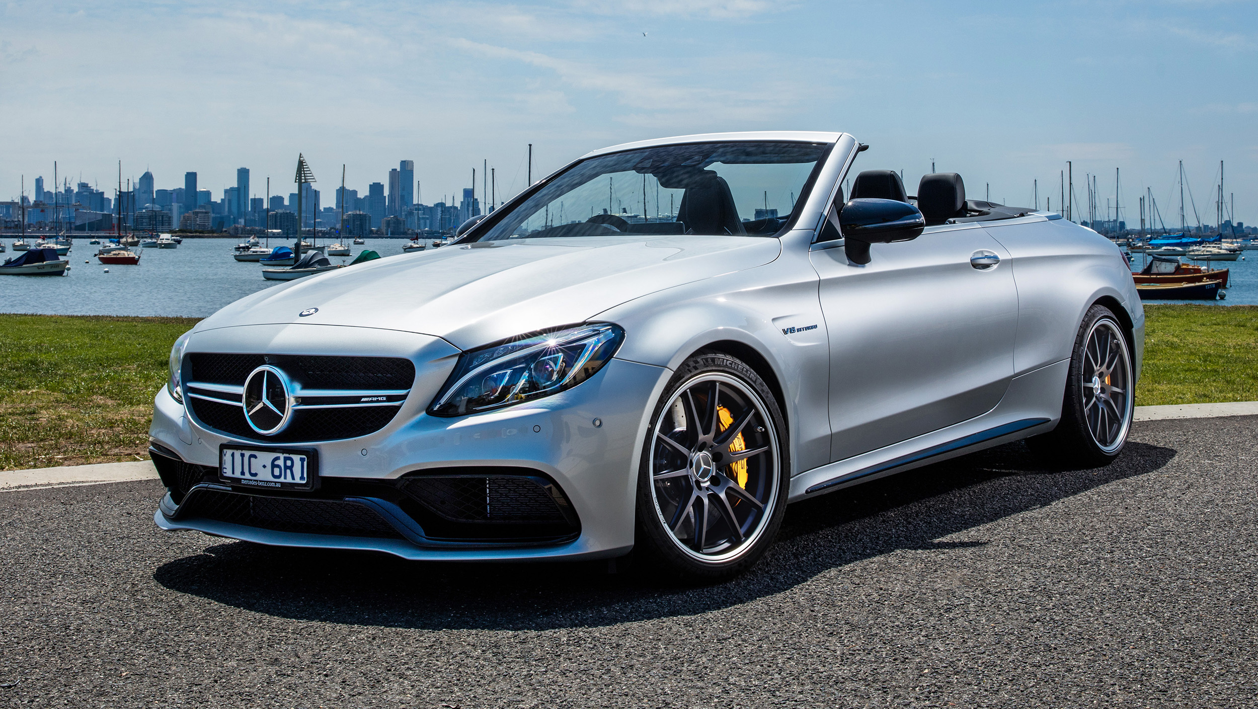 2017 Mercedes-AMG C63 S Cabriolet review | CarAdvice
