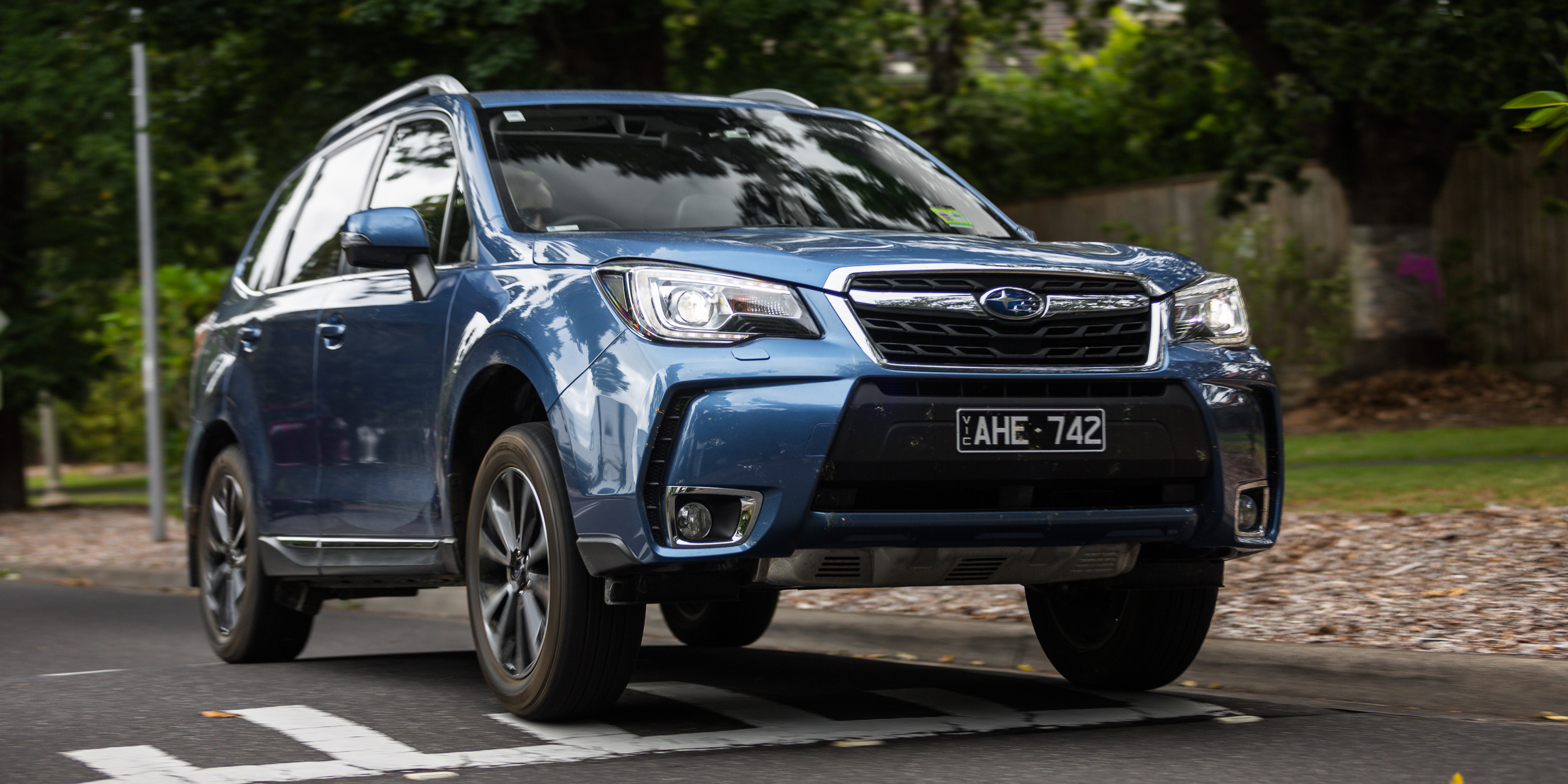 Compare Subaru Outback And Forester >> 2017 Subaru Forester XT Premium review | CarAdvice