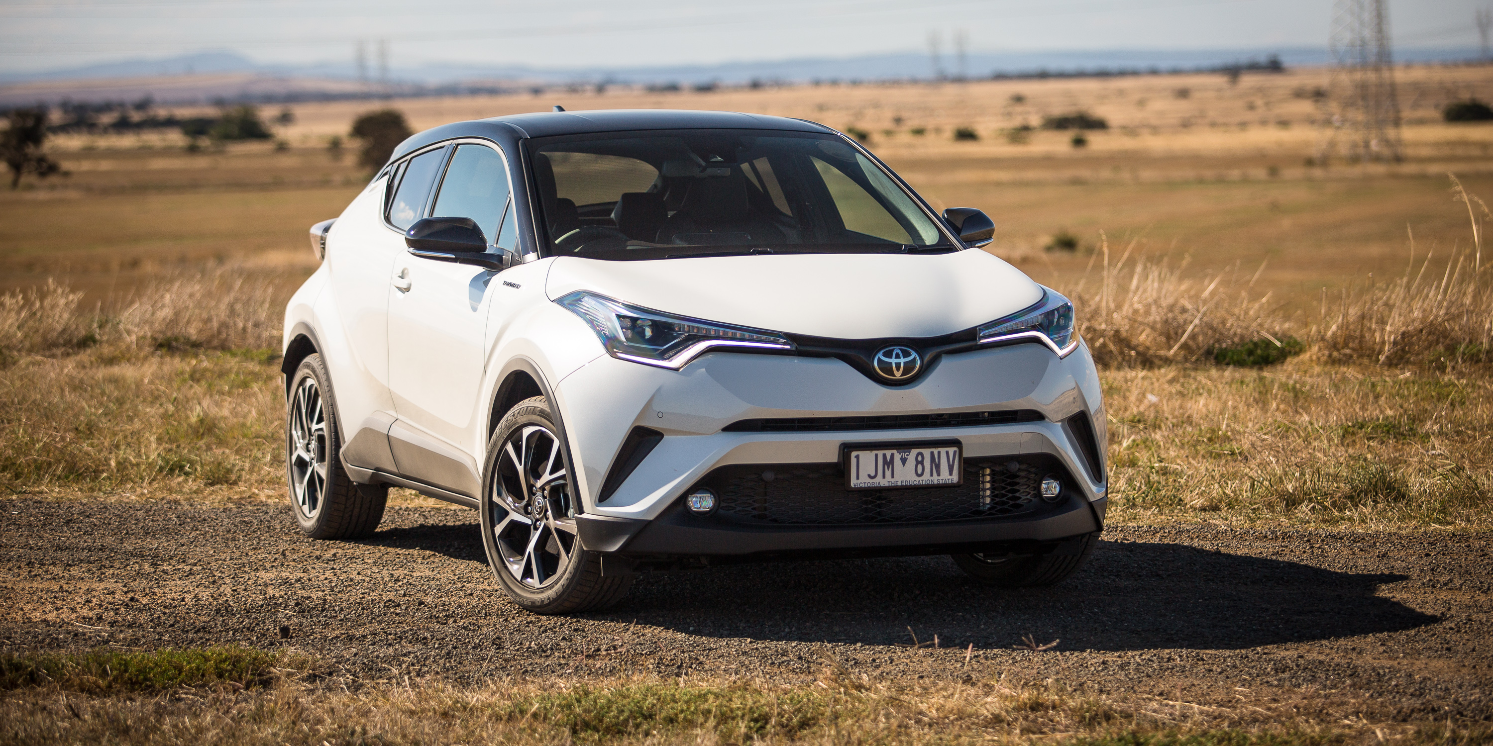 2017 Toyota C-HR Koba review - photos | CarAdvice