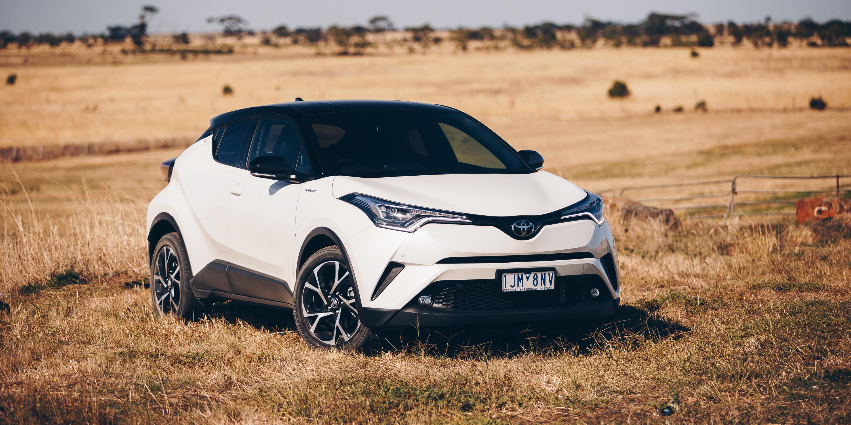 2017 Toyota C-HR Koba review - photos   CarAdvice