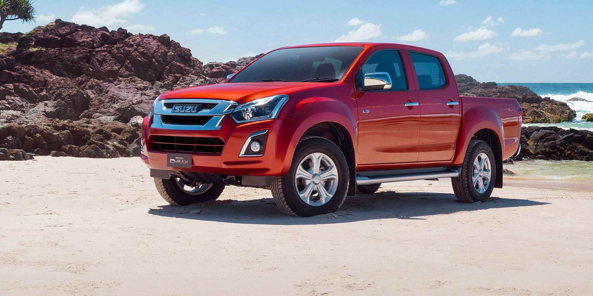 2017 Isuzu D-MAX pricing and specs: Updated engine and ...
