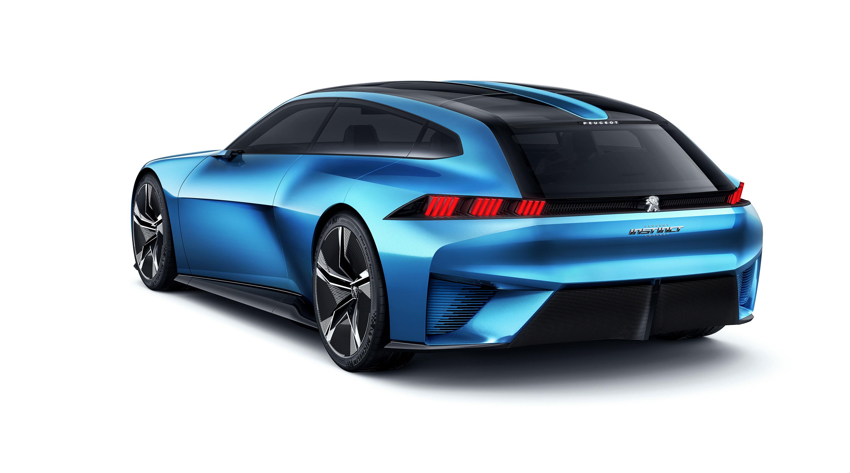 Peugeot Instinct Concept Revealed - Photos