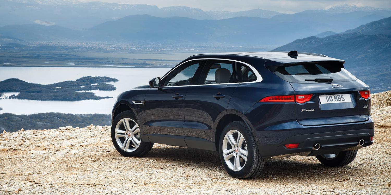 2018 Jaguar XE, XF, F-Pace updates announced - Photos (1 ...
