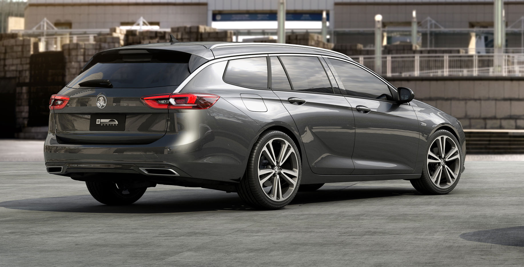 Holden confirms 2018 Commodore 0-100km/h target, new ...