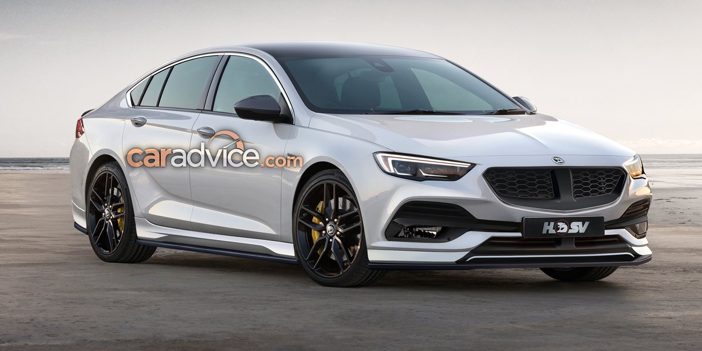 2018 Hsv Clubsport And Tourer Rendered Photos Caradvice
