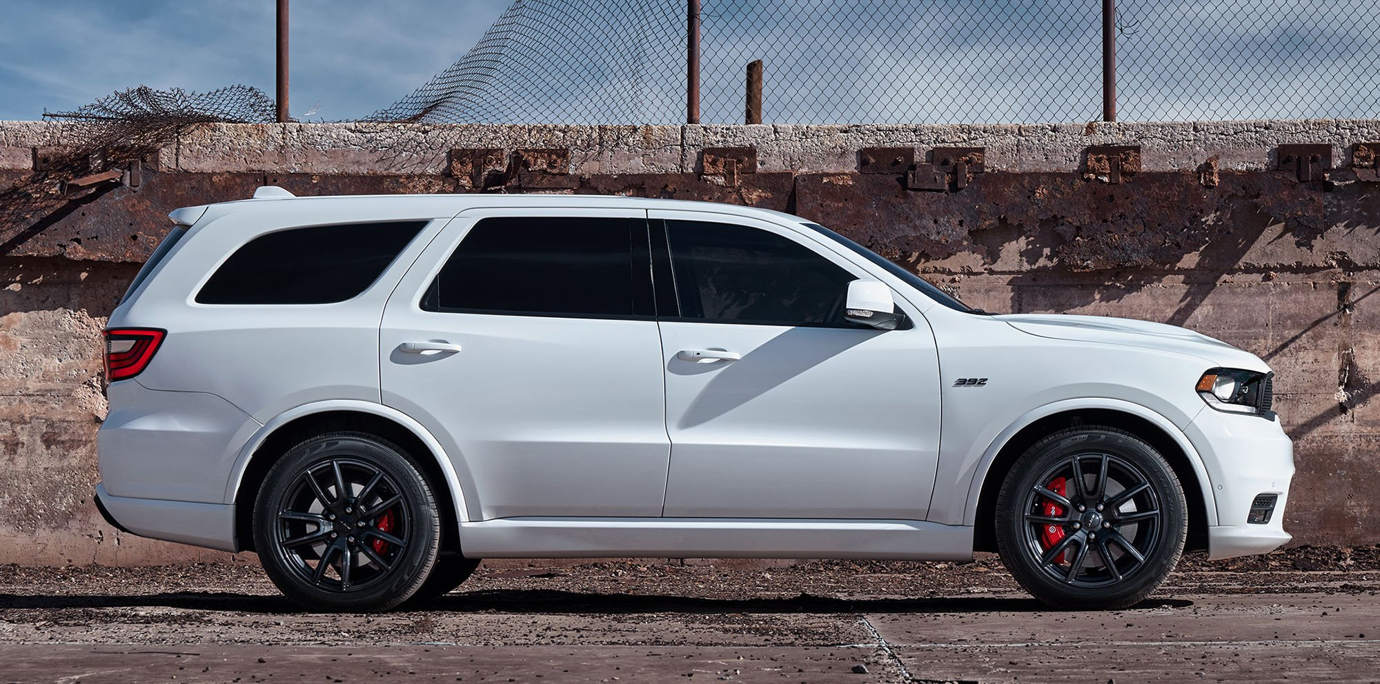 2018 Dodge Durango SRT revealed - photos | CarAdvice