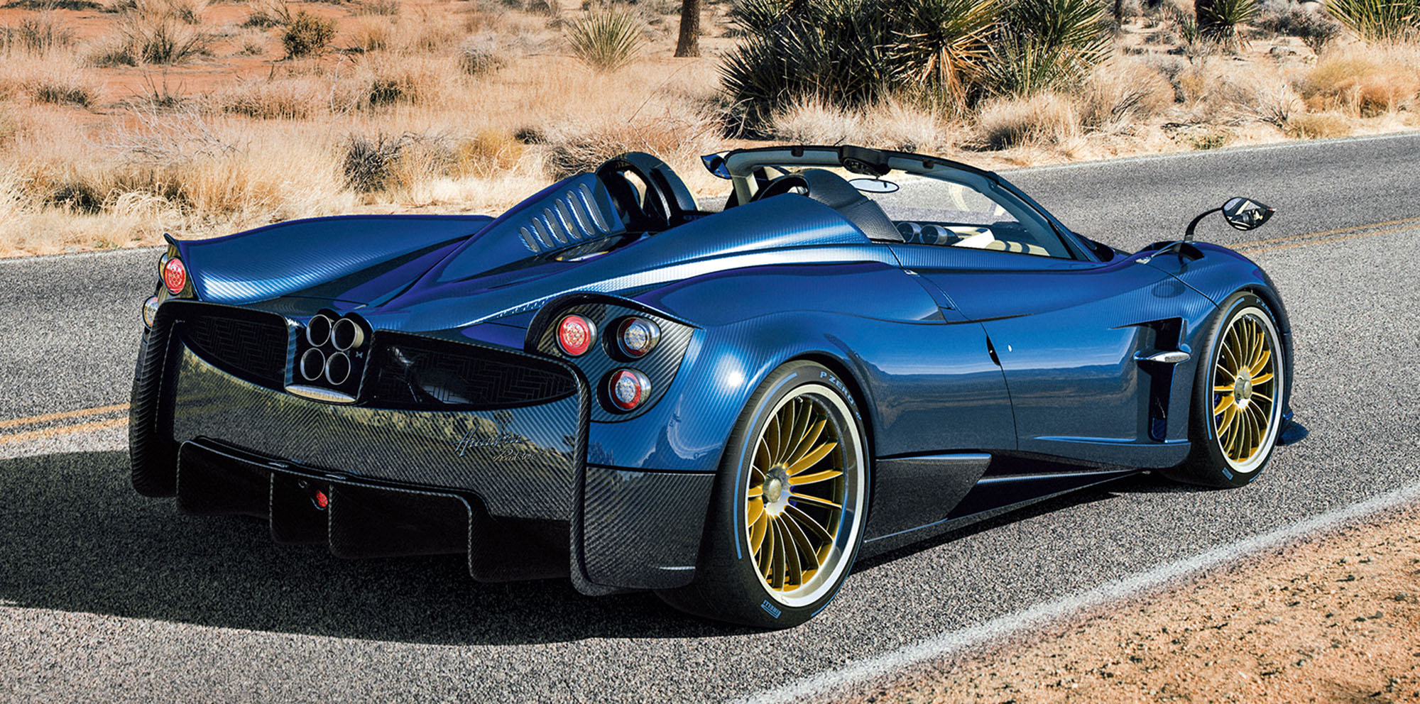 Pagani Huayra Price >> 2017 Pagani Huayra Roadster unveiled - Photos (1 of 10)