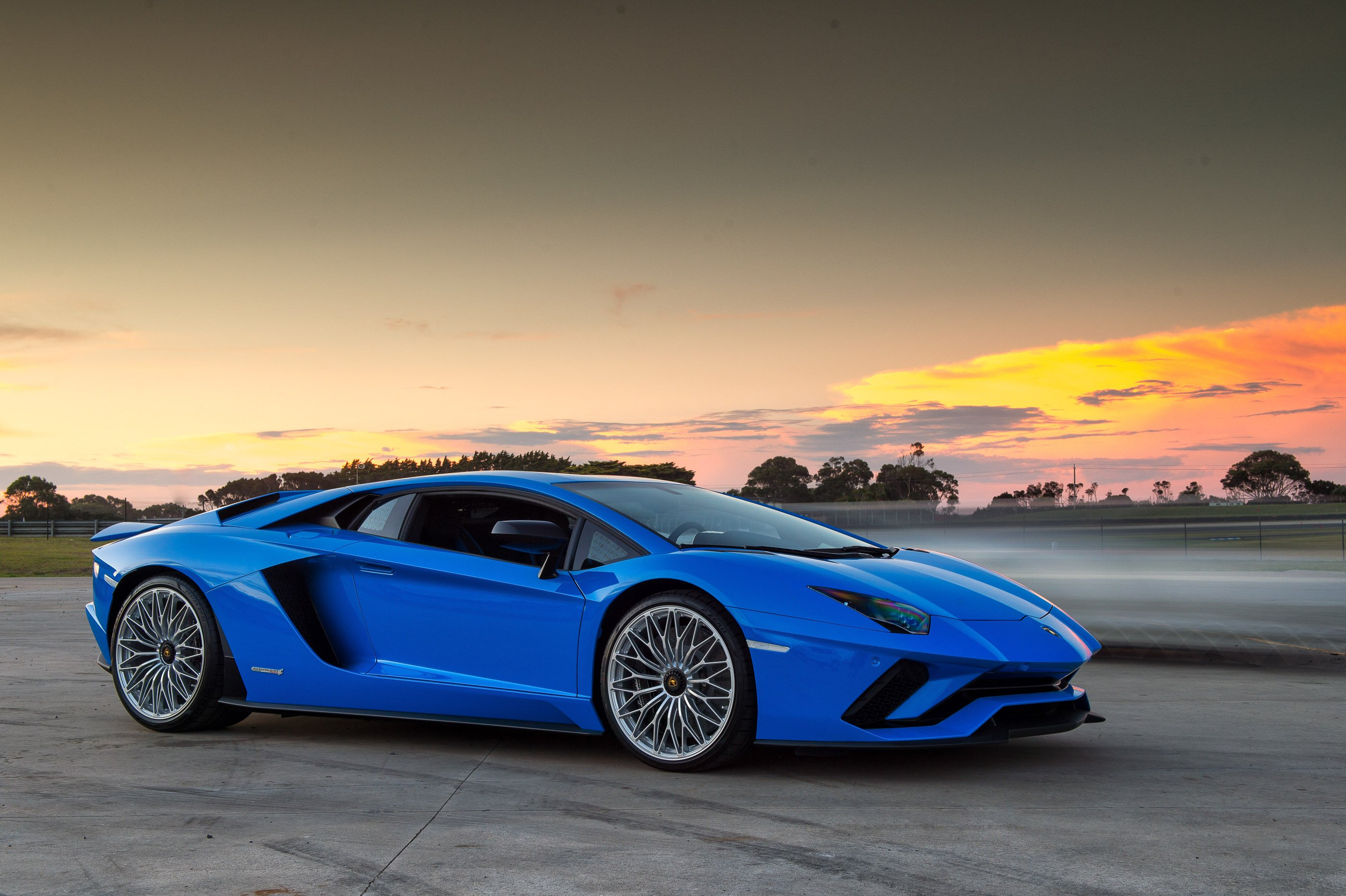 2017 Lamborghini Aventador S Review Photos Caradvice
