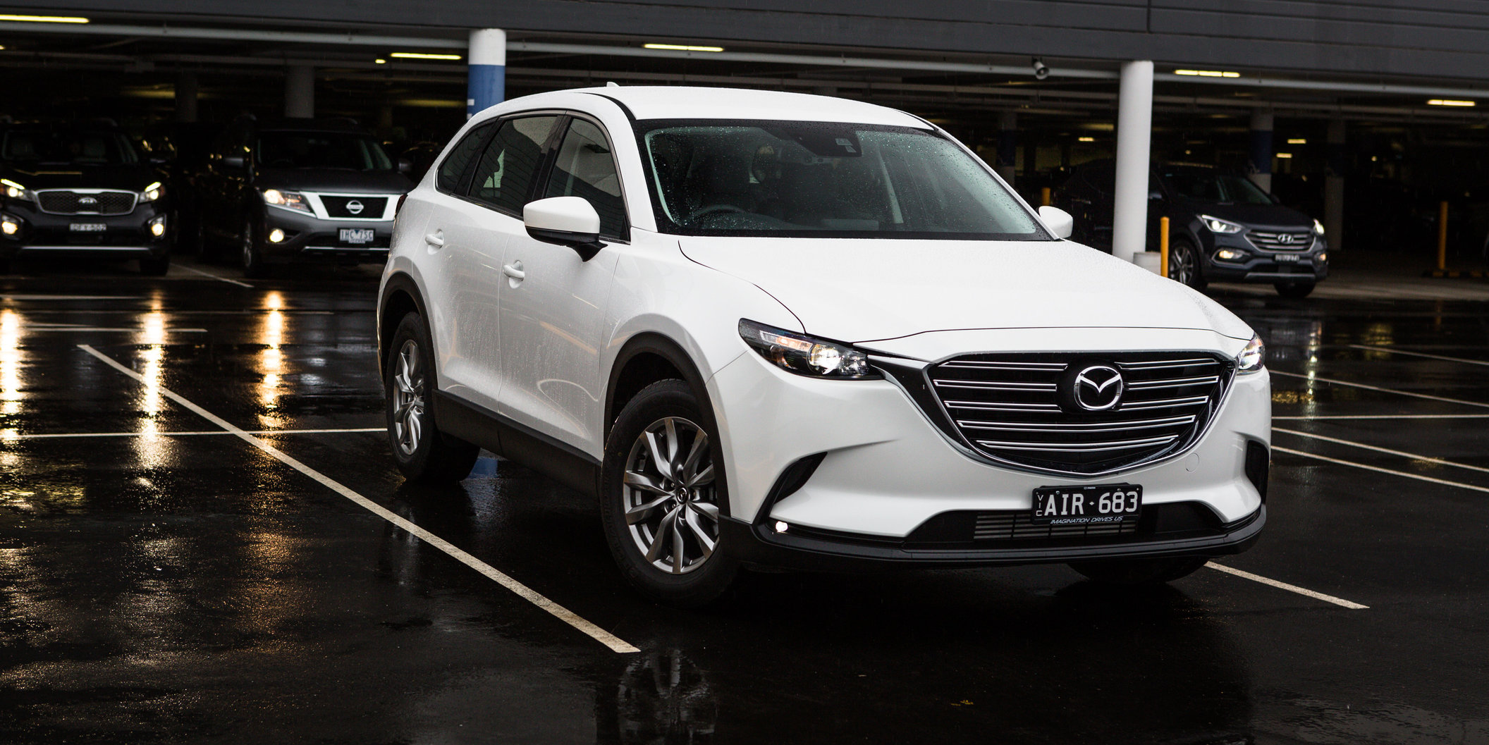 Mazda Cx 8 Announced For Japan Photos Caradvice